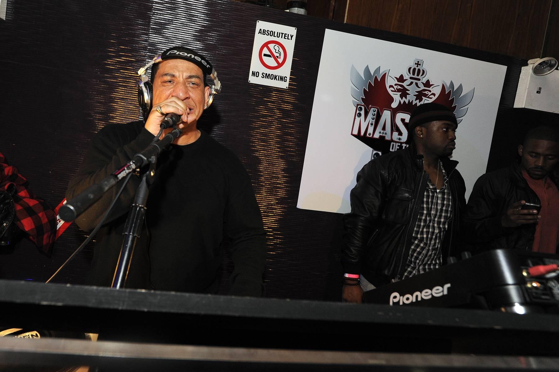 DJ Extraordinaire \r - Of course Kid Capri rocked the party. (Photo: John Ricard / BET)