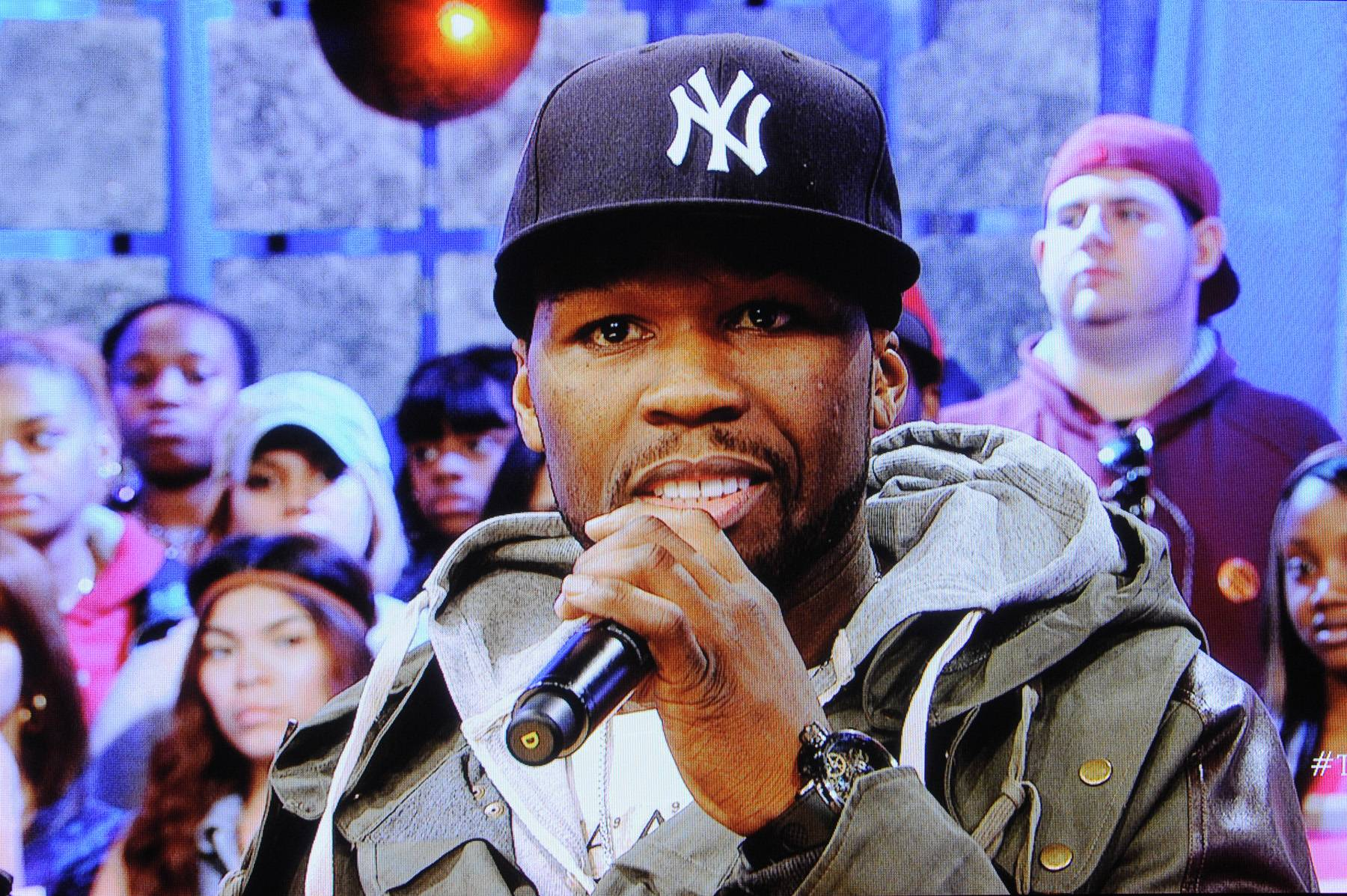 50 Cent, TBA - Fif's upcoming album has been delayed for months amid accusations from the rapper that his label isn't pushing it correctly. That's an ominous sign, but his latest mixtape, The Big 10, contained some of 50's best music in years, and definitely has us looking forward to whatever the G Unit general does next.   (Photo: John Ricard / BET)