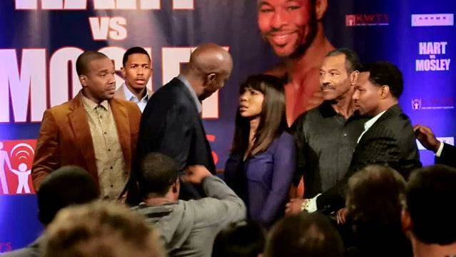 That Time He Got Knocked Out by Elise Neal - (Photo: BET)