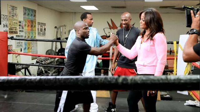 19. Laila Ali - Laila put Kevin on the path to becoming a failed boxer.(Photo: BET)