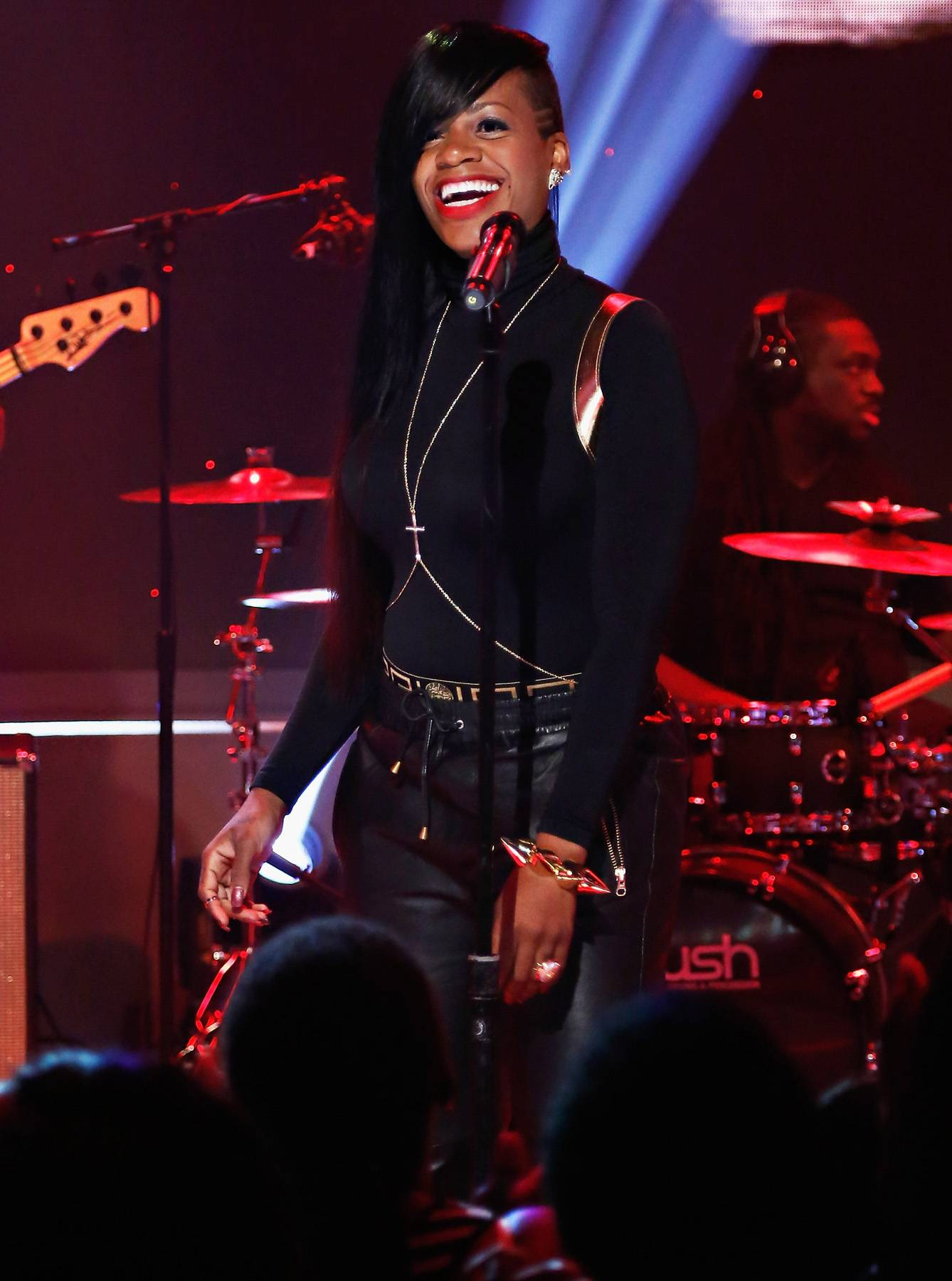 Best R&B/Soul Female Artist: Fantasia - Following a string of personal hardship, the former American Idol winner reclaimed the top spot with her chart-topping fourth studio album, Side Effects of You(Photo: Cindy Ord/BET/Getty Images for BET)