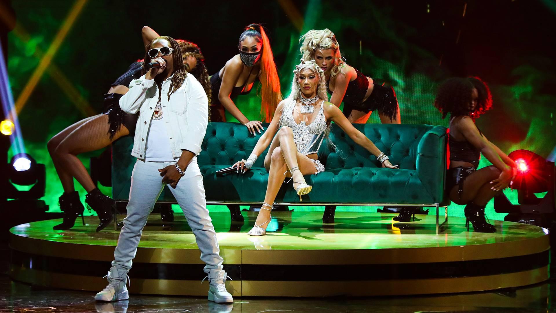 BET Hip Hop Awards 2021   Lil Jon Highlight   1920x1080