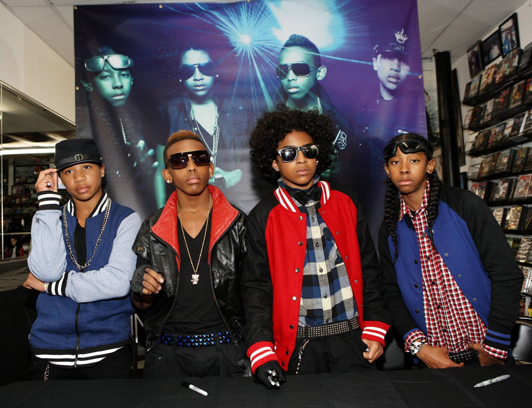 6. They're YouTube Sensations - They?re killing it on YouTube! Mindless Behavior's music videos have over 30 million views combined.(Photo: Bennett Raglin/Getty Images)