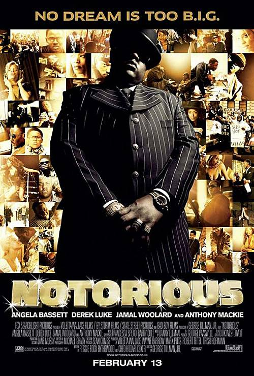 Notorious  - This 2009 story was an enjoyable trip down memory lane for rap lovers. In addiotion to telling the life story of Notorious B.I.G, the film also shows how Puffy launched Bad Boy Records.(Photo: Fox Searchlight Pictures)