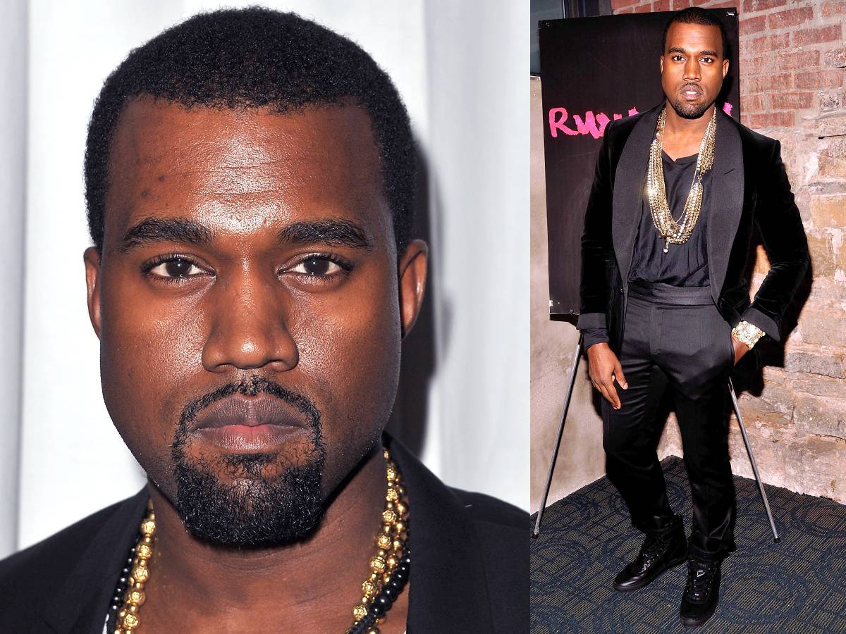 Kanye West - Kanye West has played with a number of hairstyles, but his facial hair has remained pretty consistent. Chi town?s finest stays lined up with a thin ?stache and a thick goatee. You can always take it back to808s & Heartbreakand add a shaggy beard.  Style Tip: If you?re adventurous, try your hand at an androgynous look like the rapper's.  (Photos: Pascal Le Segretain/Getty Images; Joe Corrigan/Getty Images for Universal Music)