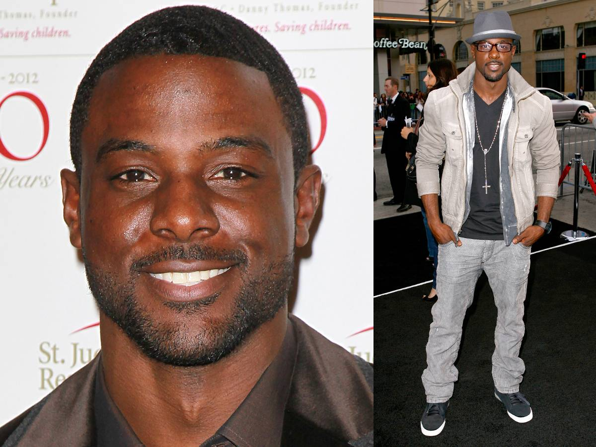 Lance Gross - Lance Gross usually keeps it clean-cut and debonair with his razor sharp ?stache and goatee combo, but he?s going for a more rugged look with his latest messy facial hair.  Style Tip: The actor knows how to perfectly pair denim on denim. It's all about denim shirts with jeans, denim jacket with jeans, denim vests with jeans. Oh, yes, have your way with denim.  (Photos: David Livingston/Getty Images; Jackson/PictureGroup)