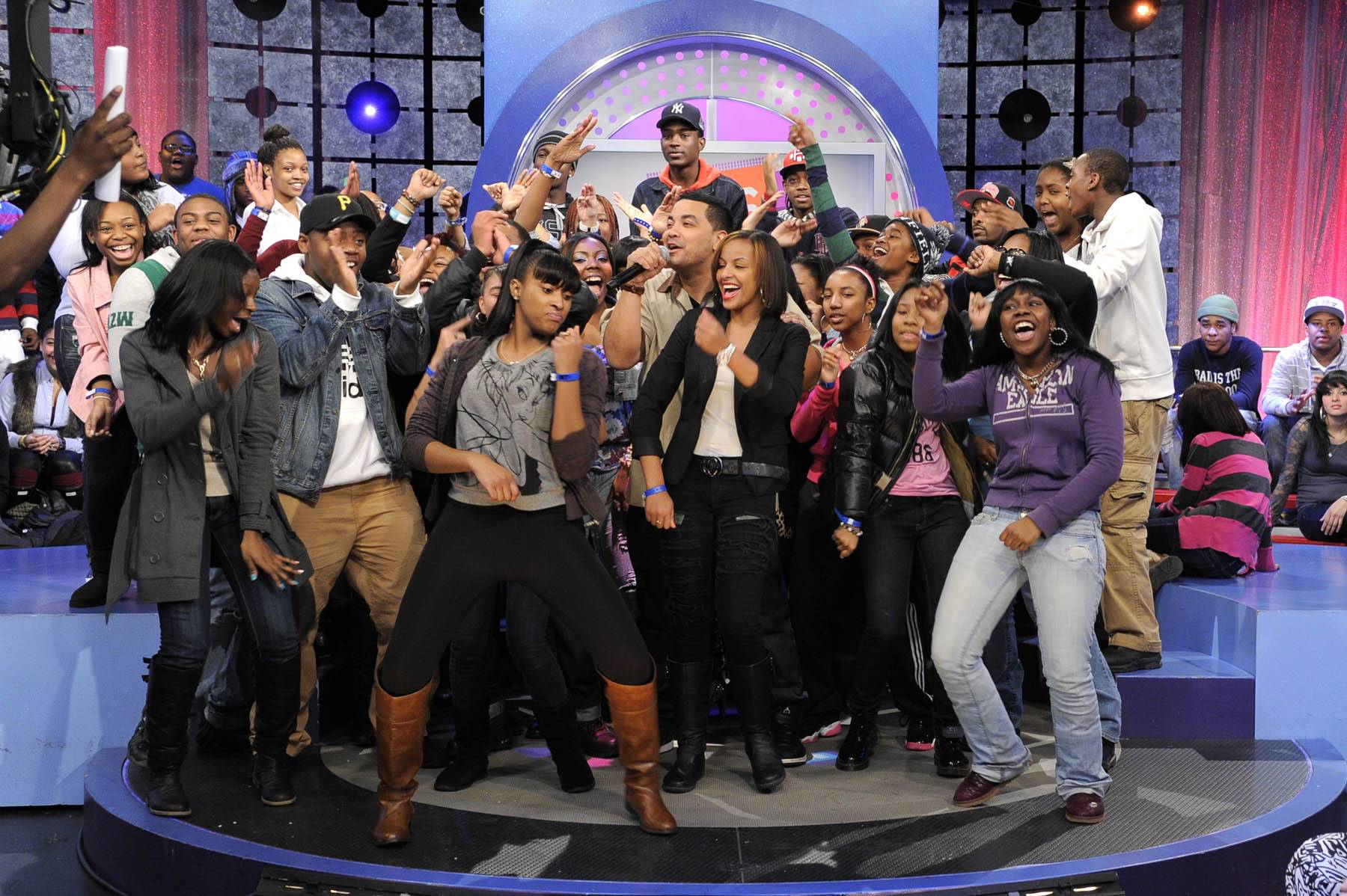 The Livest Audience - 106 & Park is always a good time but, because 106 has the livest audience members on the planet, the show is always hot!(Photo: John Ricard / BET)