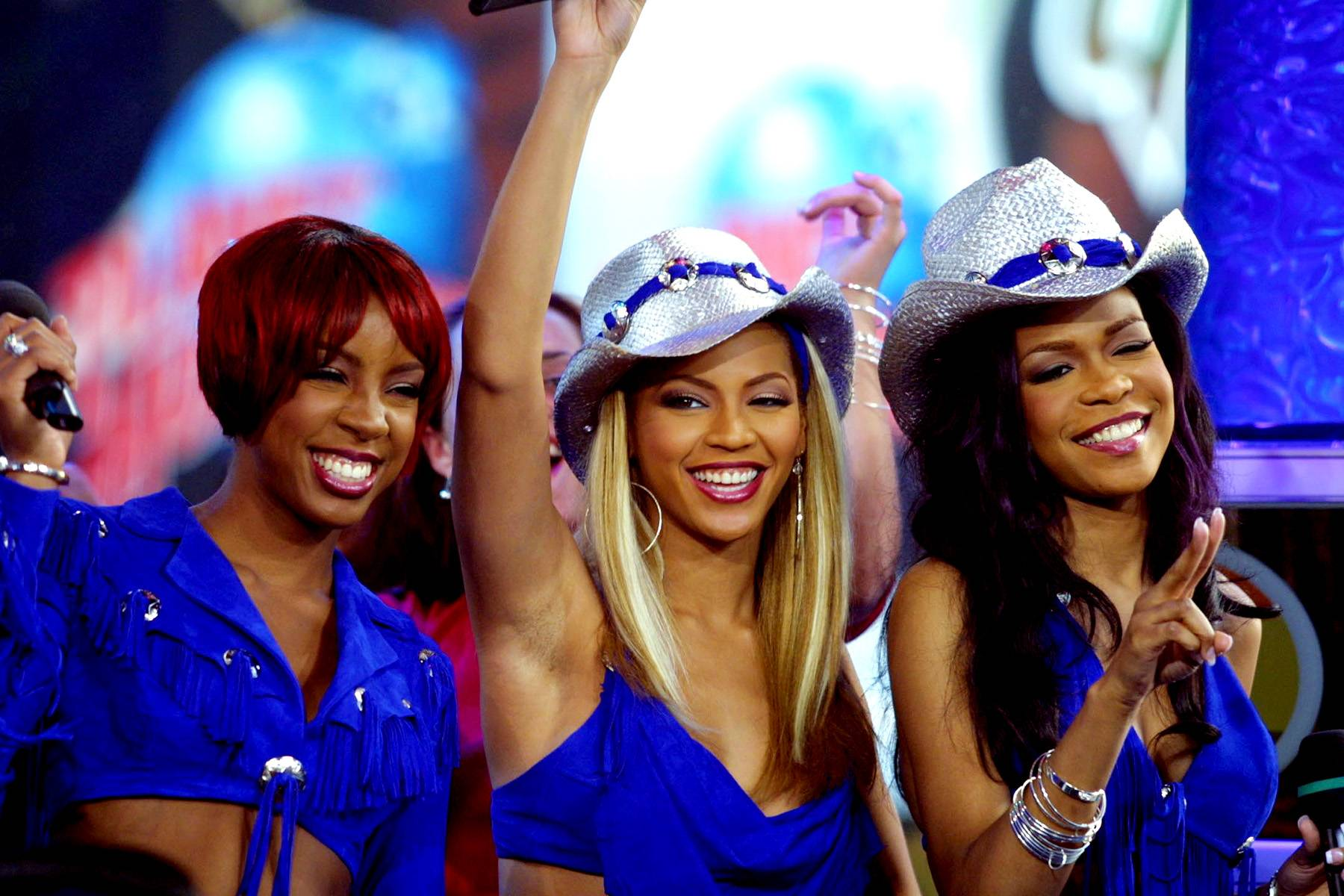 Ladies of Destiny  - In 1999, Michelle Williams became a member of Destiny?s Child, the world-reknowned group with a slew of chart-topping hit singles, successful albums sold and awards accumulated. Who knew this little girl from Illinois would become such a shining star? (Photo: Scott Gries/ImageDirect/Getty Images)