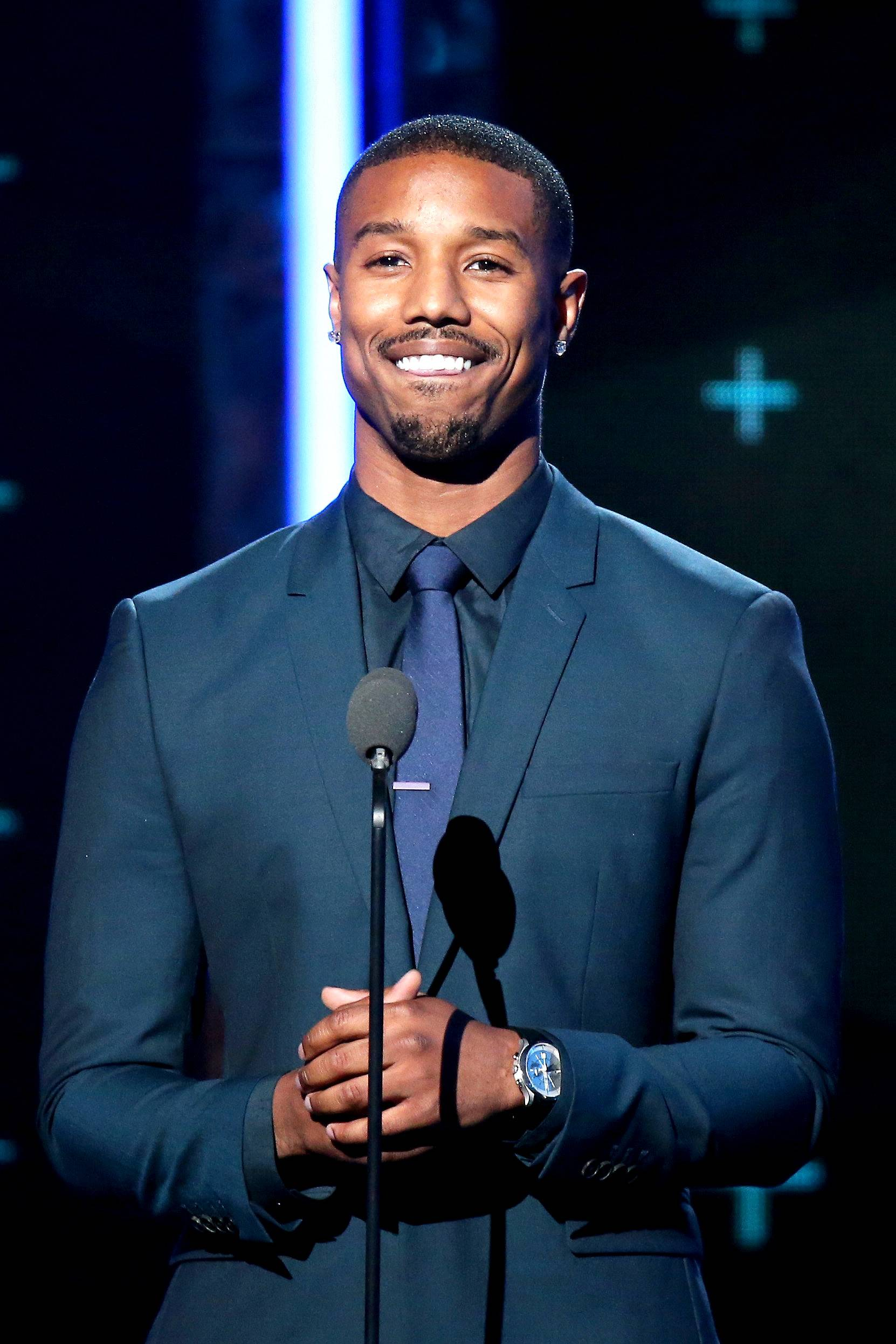 His I'm About to Get It Face - (Photo: Mark Davis/BET/Getty Images for BET)