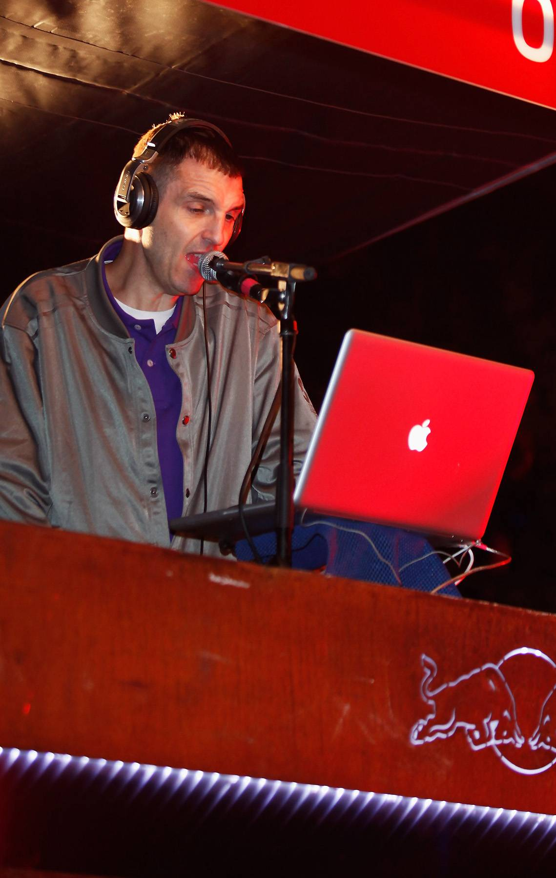 31. DJ Tim Westwood - DJ Tim Westwood, the first DJ to regularly spin hip hop on the U.K. airwaves, has been the face of British rap radio for almost three decades.  (Photo: Tim Whitby/Getty Images for Red Bull)