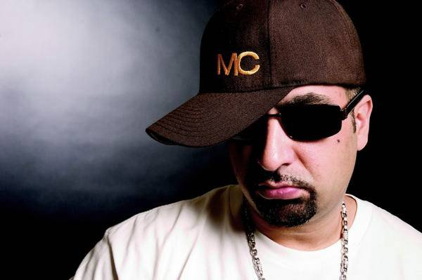 """25. DJ King Tech - With his partner Sway Calloway (now MTV's main hip hop personality), Bay Area vet Tech manned the tables for """"The Wake Up Show,"""" one of the longest-running and most influential radio shows of all time, helping to break the careers of Eminem, Ras Kass and many others.  (Photo: myspace)"""