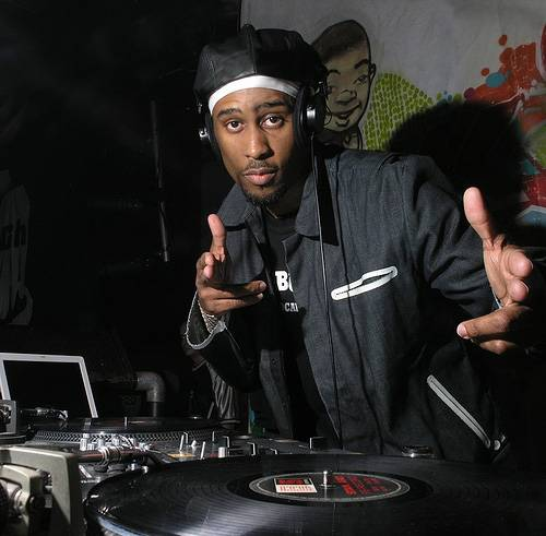 15. Ali Shaheed Muhammad - As the DJing third of one of hip hop?s most influential groups, A Tribe Called Quest, Ali Shaheed Muhammad?s simple but precise ?sugar cuts? inspired countless aspiring turntablists.  (Photo: Facebook)