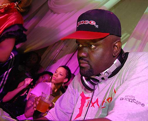 26. DJ Greg Street - After more than two decades in the game, Greg Street has established himself as king of the airwaves down South, playing an instrumental role in breaking artists like T.I., Lil Jon, Yin Yang Twins and more while manning the tables for Atlanta's V103.  (Photo: Facebook)