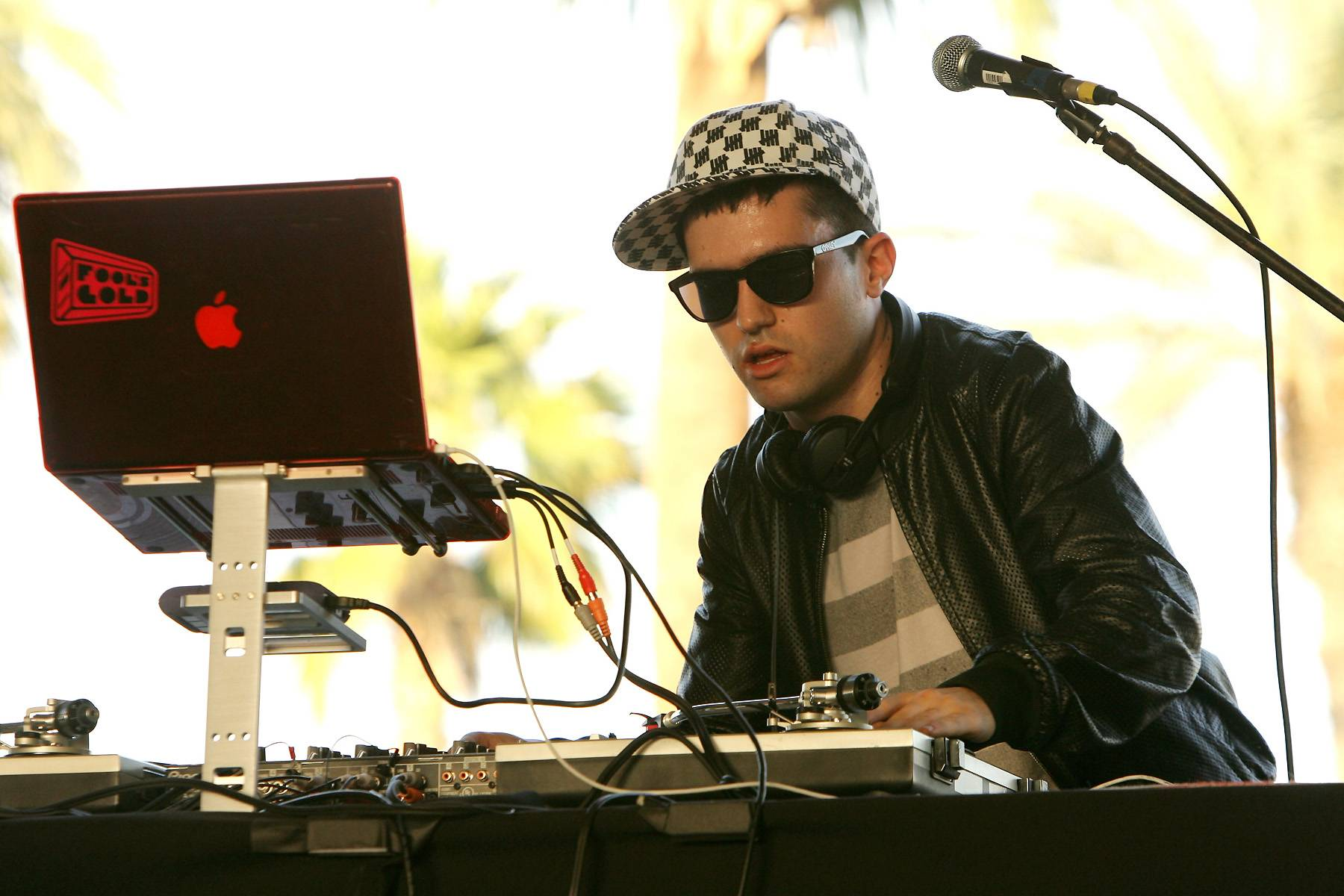 49. A-Trak - A-Trak first made his name as a turntablism wunderkind, winning the DMC DJ World Championship at just 15 years old in 1997. Later, Kanye West tapped Trak to be his personal DJ, rocking the tables on his Late Registration and Graduation albums. Then in 2008, after becoming a force on the growing dance-music circuit, he founded Fool's Gold Records, the influential taste-making indie that broke acts like Kid Cudi, Danny Brown and Kid Sister.  (Photo: Karl Walter/Getty Images)