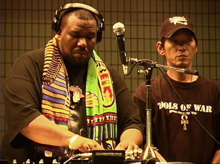 """3. Afrika Bambaataa - Afrika Bambaataa was one of the first adherents of fellow Bronx forefather Kool Herc's break-beat revolution. Afrika's South Bronx parties and performances helped hip hop grow from seed to full-fledged tree. In 1982, Afrika and his crew, the Soulsonic Force, released the touchstone track """"Planet Rock,"""" an invaluable rap classic that helped pave the way for techno, house, electro, jungle and other dance-music genres. Meanwhile, Afrika's Zulu Nation crew, a former street gang turned hip hop think tank, counts A Tribe Called Quest, Jungle Brothers and other Afrocentric rap icons as members.   (Photo: Wikicommons)"""
