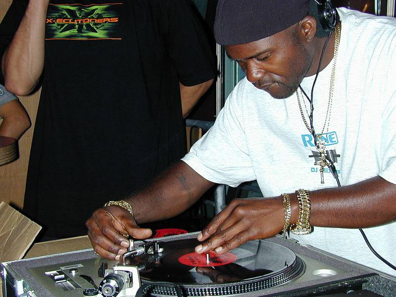 9. Grand Wizzard Theodore - Bronx legend Grand Wizzard Theodore is widely credited as the inventor of scratching. Can't get much more influential than that.