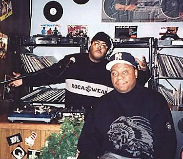 19. The Awesome Two - The Awesome Two, consisting of Special K and Teddy Ted, helmed one of the first hip hop radio shows ever, on New York's WHBI. The self-titled show ran for years, and was a key force in hip hop's meteoric growth, breaking near countless numbers of early rap classics.  (Photo: myspace.com)