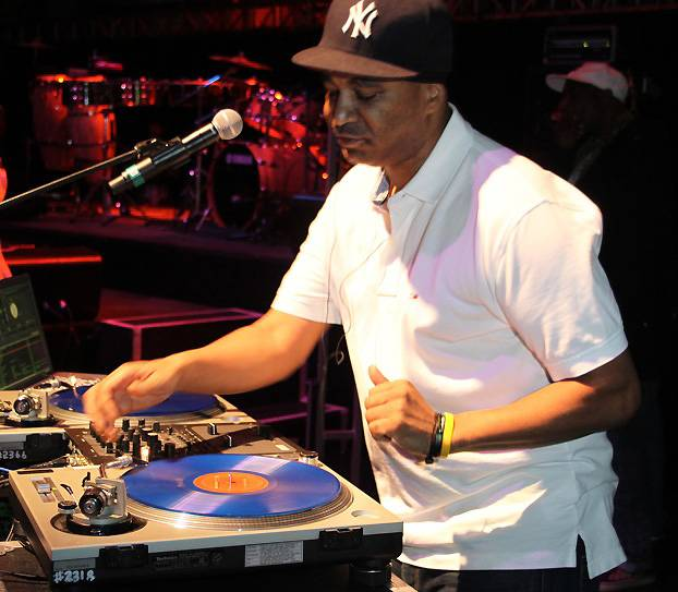 """13. Marley Marl - Marley Marl is a radio Hall of Famer in New York, where he spun behind Mr. Magic on WBLS-FM's """"Rap Attack,"""" perhaps hip hop's most influential radio show of all time. But he had an even bigger impact as leader, DJ and super-producer for the Juice Crew, pioneering revolurionary new beat-making and sampling techniques and steering the careers of Big Daddy Kane, MC Shan, Kool G Rap, Biz Markie and more.   (Photo: djmarleymarl.com)"""