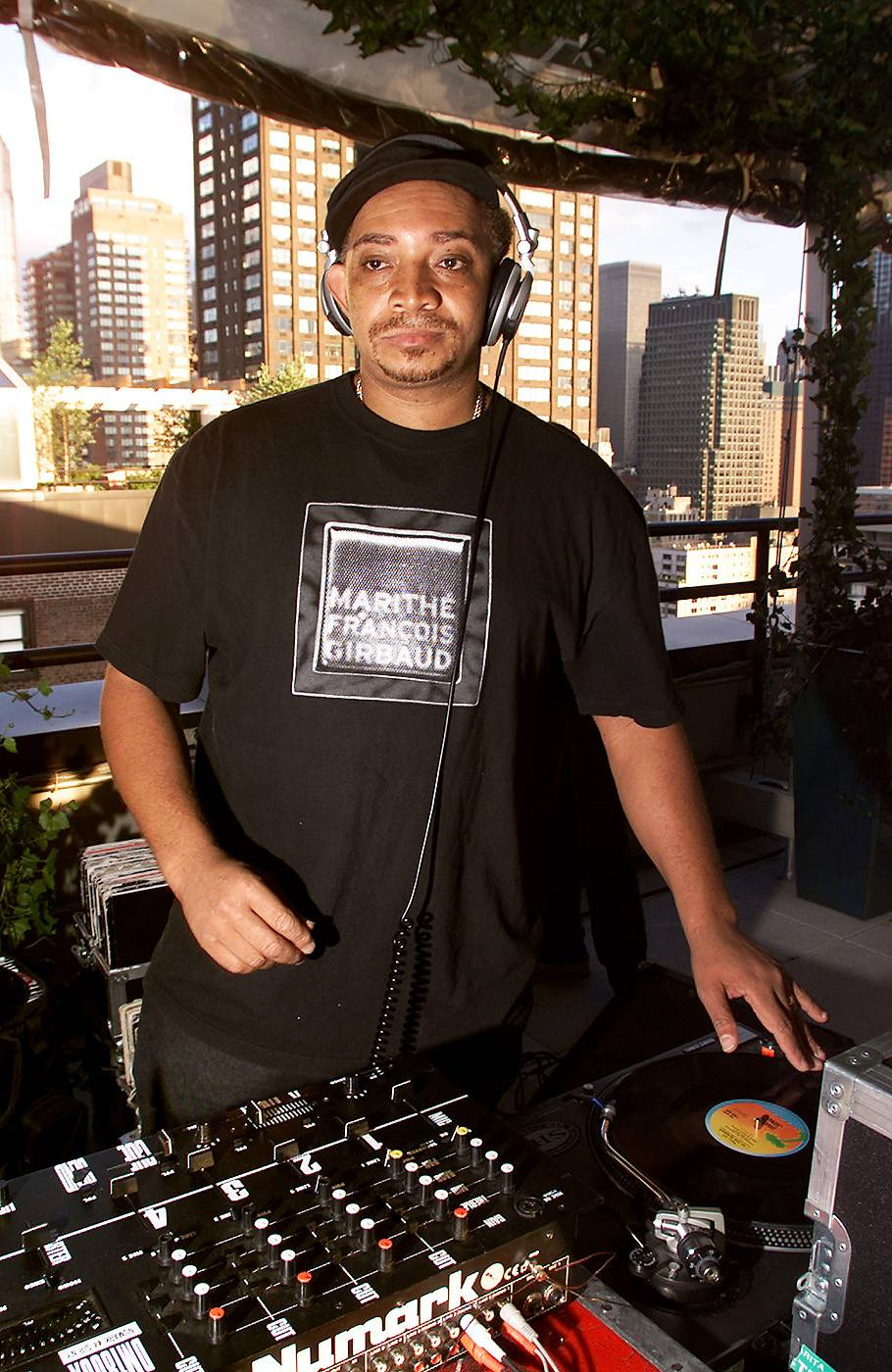 6. Kool DJ Red Alert - A rap icon since the '80s, Red Alert's was hip hop's hottest tastemaker during his legendary tenure on New York's KISS-FM. On the airwaves and as head of Red Alert Productions ? the once powerful management company that guided the careers of many golden-era rap greats?Uncle Red introduced the world to countless rap titans. In particular, he was a key backer of both Boogie Down Productions and the Native Tongues crew (A Tribe Called Quest, De La Soul, Jungle Brothers, Black Sheep), both pioneers in their own right.   (Photo: Scott Gries/ImageDirect)