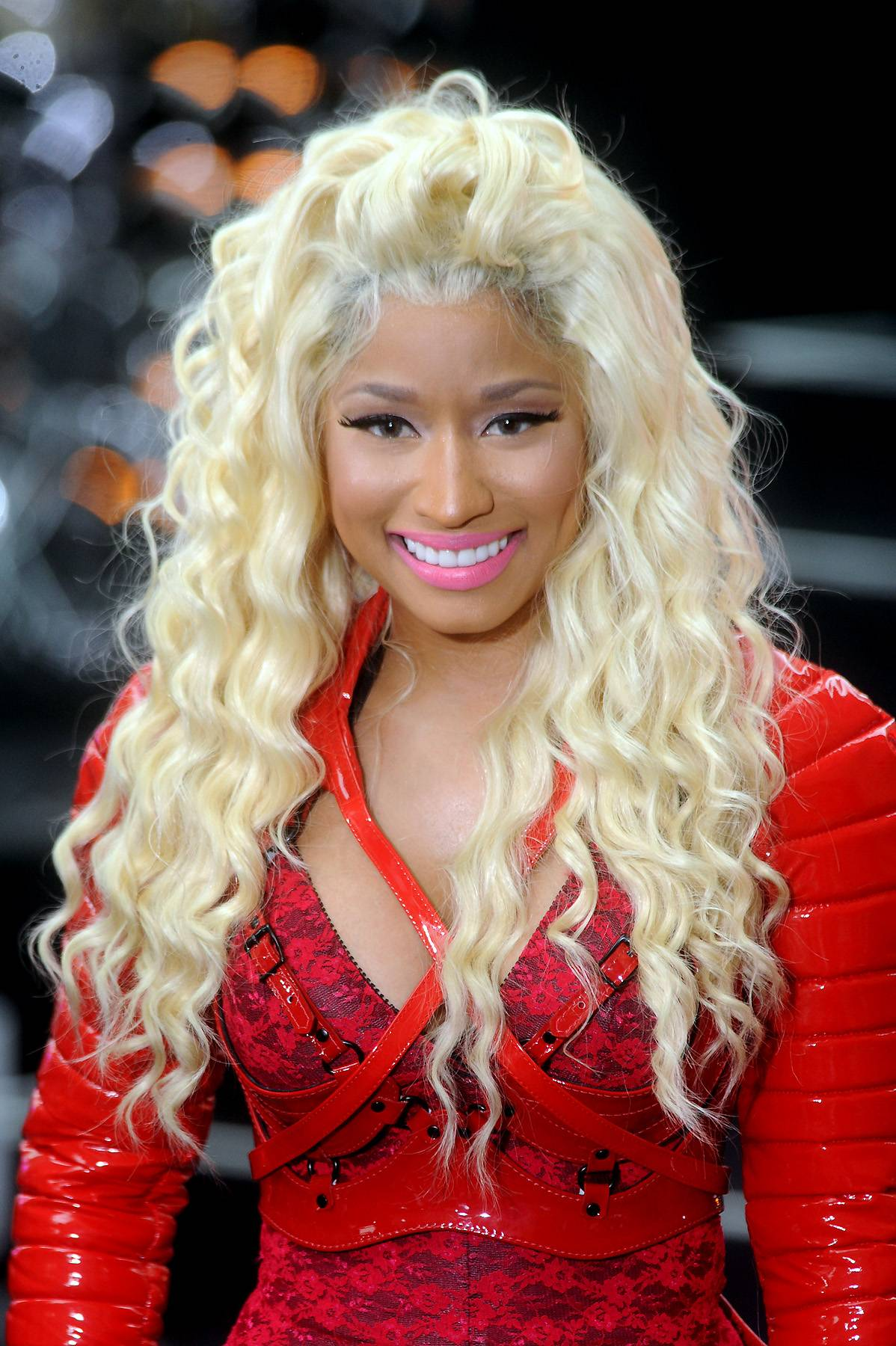 """Nicki Minaj - It all started when Banks claimed that she had to turn down a tour with Nicki to work on her album. Later that day, Nicki tweeted, """"#ManTheseB*****sDelirious,"""" and Banks assumed she was the intended target, responding, """"I could be really unprofessional and post emails between ur manager and my booking agent but I won't...#veryquicklytakingyourjob.""""  (Photo: Landov)"""