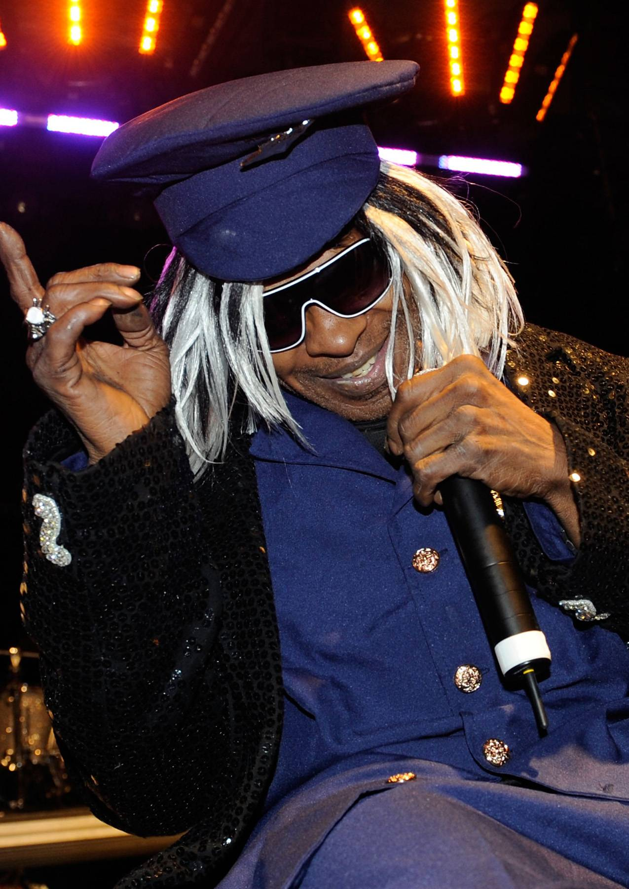 Sly Stone - Funk legend Sly Stone lost it all and in 2011 and was living in a camper. He cited being swindled out of his money by his former manager as reason for his financial displacement.(Photo: Charley Gallay/Getty Images)