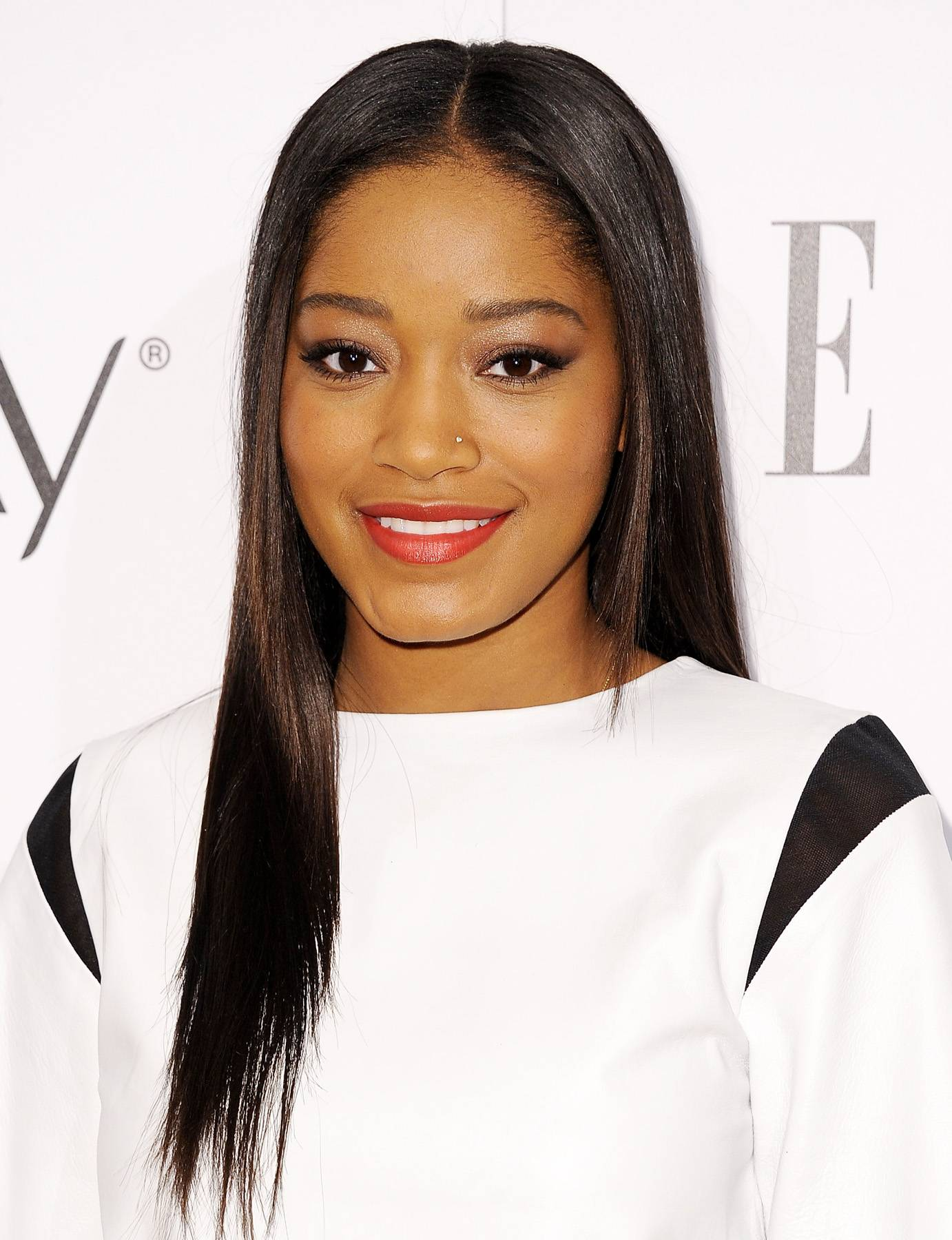 KeKe Palmer - March 5, 2014 - KeKe Palmer's not slowing down anytime soon and she took us on The Trip to Bountiful.Watch a clip now!(Photo by Angela Weiss/Getty Images)