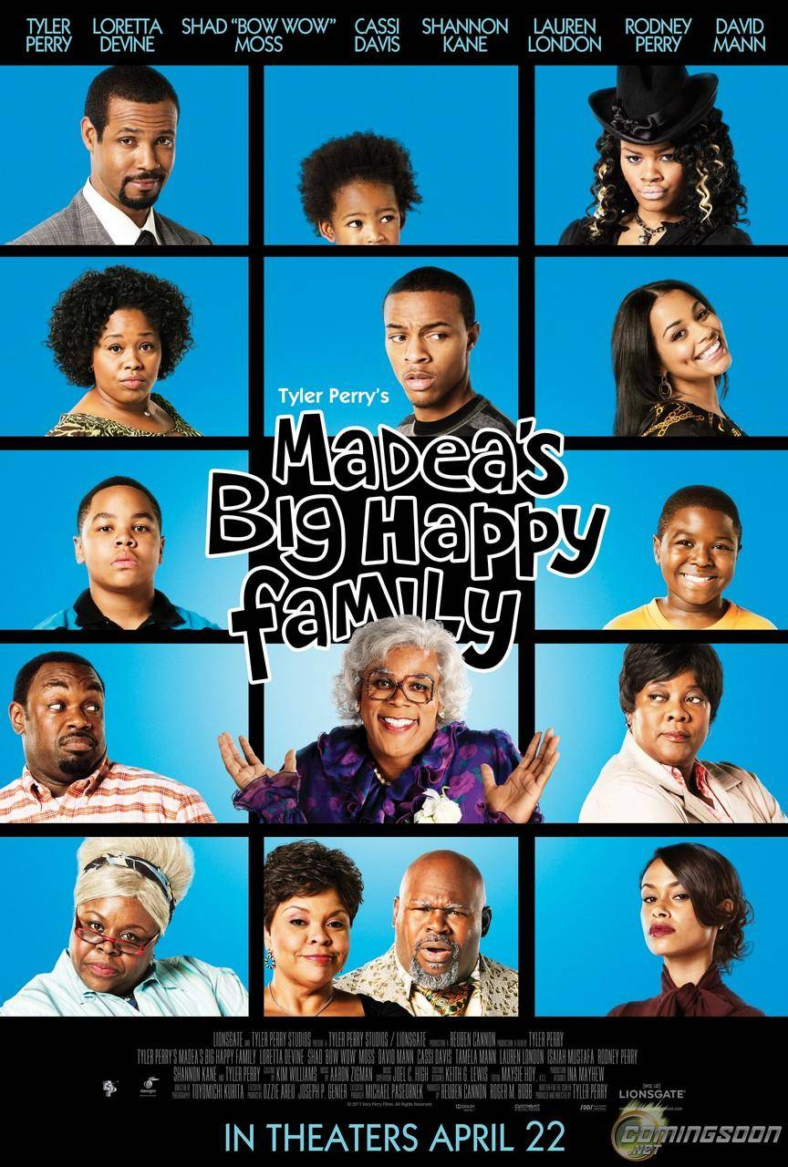 Madea's Big Happy Family - Every family has it's secrets, and when the secrets are exposed it often allows people to grow up like Bow Wow's character did in Madea's Big Happy Family.(Photo: Courtesy Lions Gate Pictures)