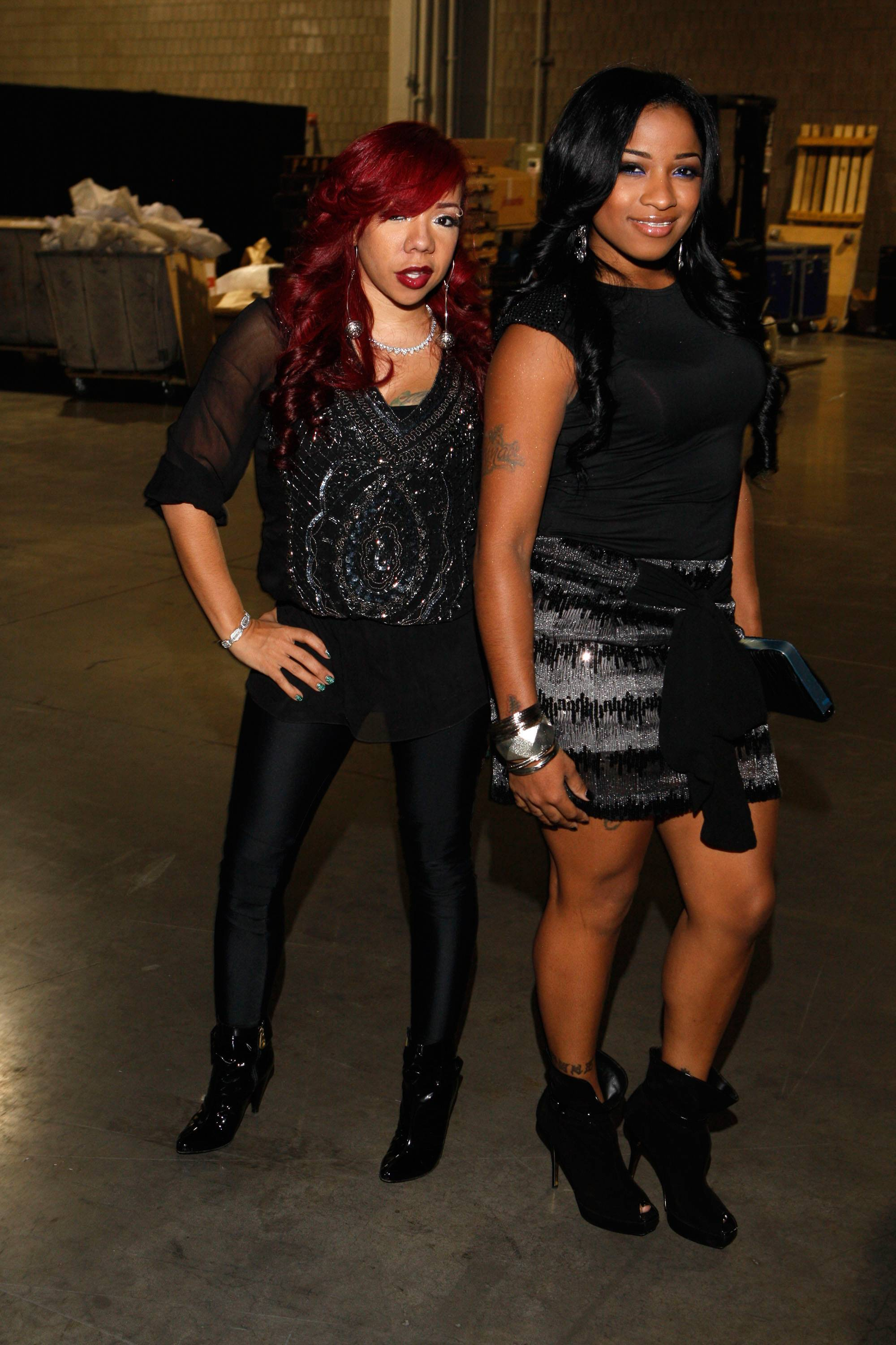 Tiny & Toya - These two did a reality show chronicling their journey as friends. We got to see up-close how raising their kids and having superstar rappers in their lives brought them together. (Photo: Ben Rose/PictureGroup)