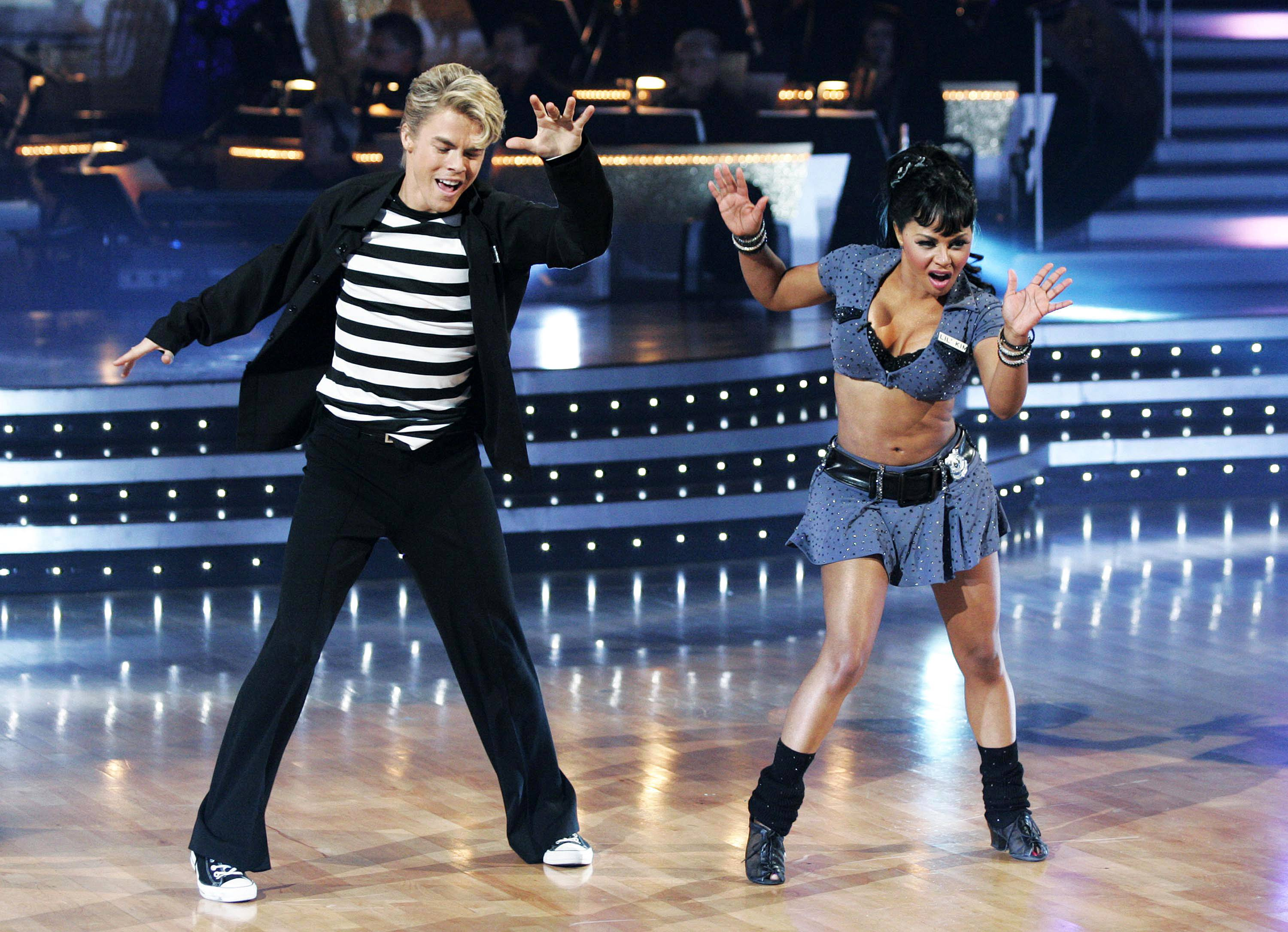 This Hard Core Diva Surprised Everyone on DWTS - (Photo: AP Photo/ABC, Kelsey McNeal)