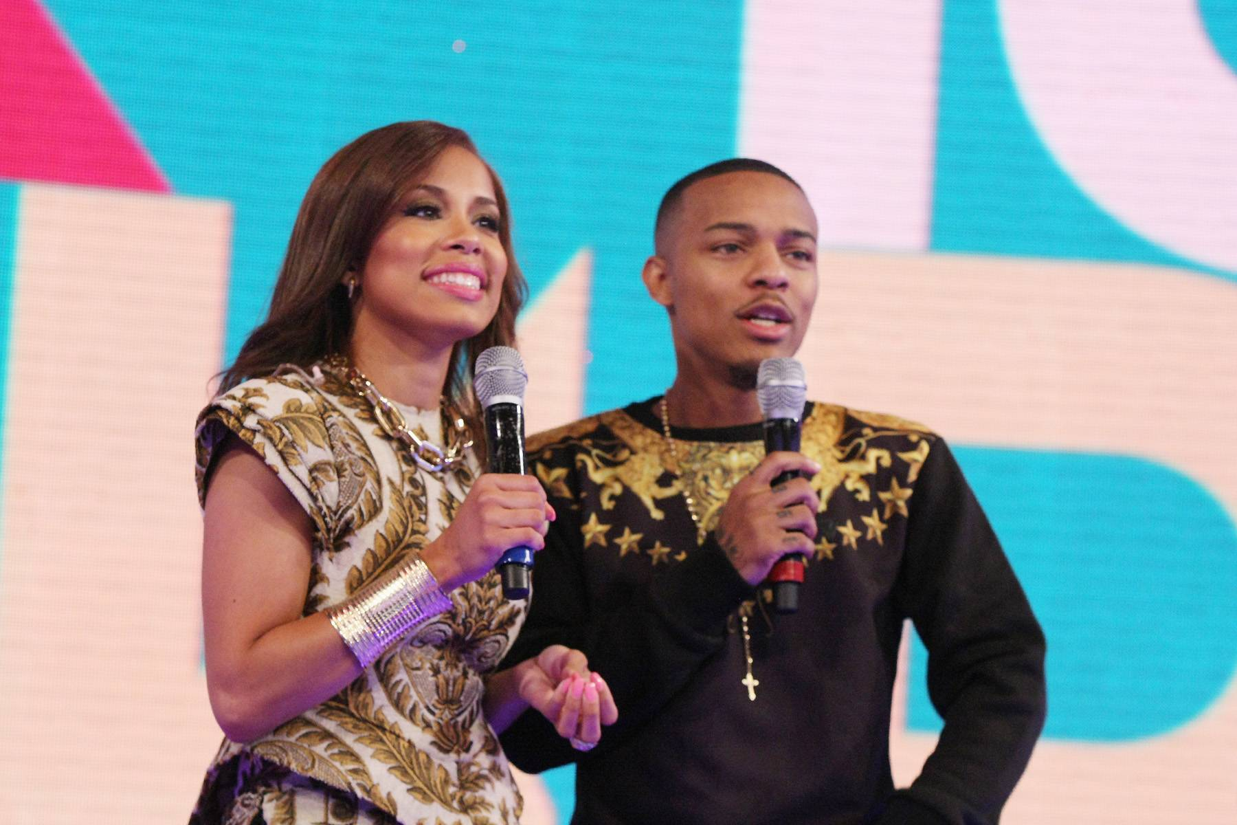 On 106 Tonight! - See which stars came through 106 & Park in September! (Photo: Bennett Raglin/BET/Getty Images for BET)