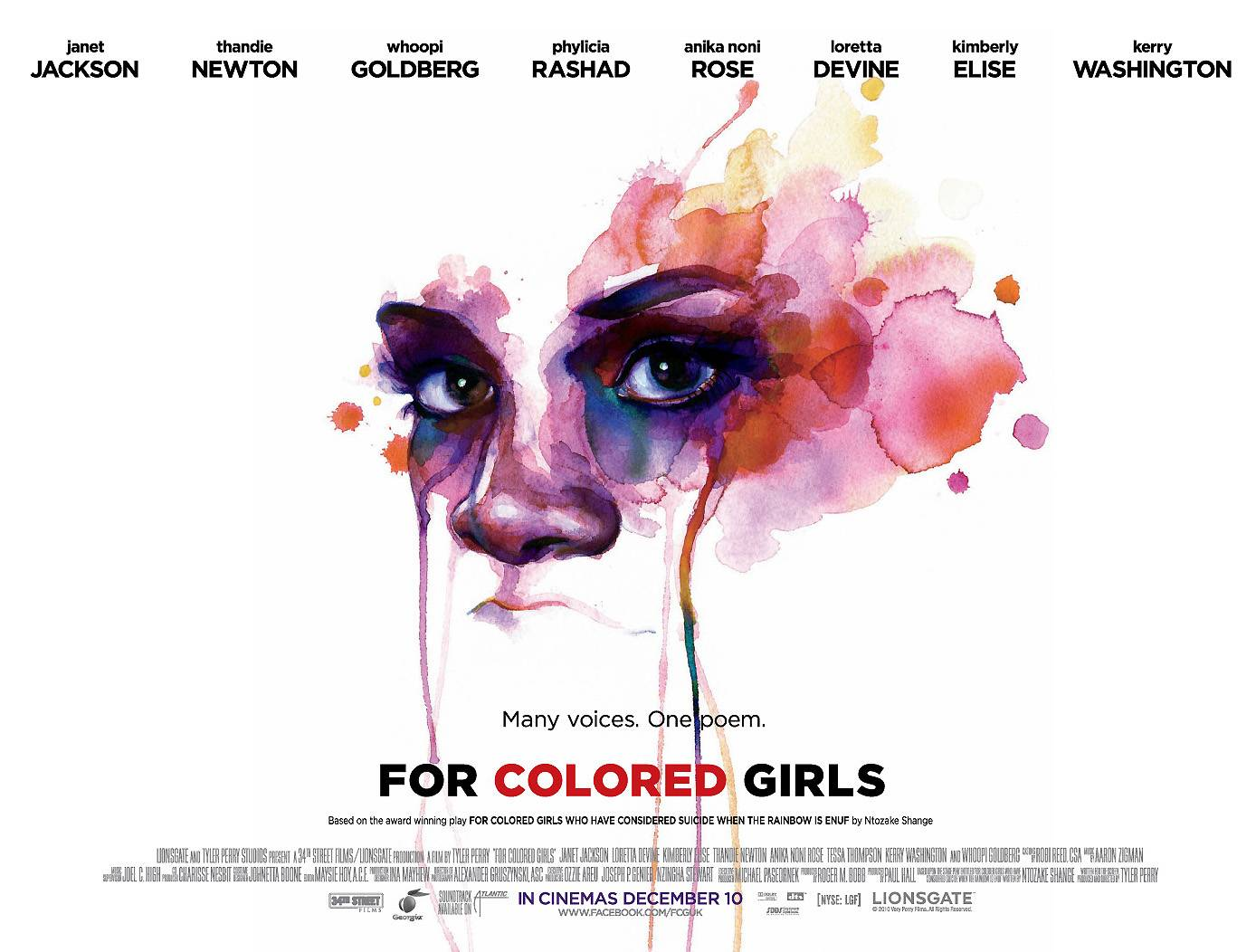 For Colored Girls - In 2010, Khalil Kain starred in the Tyler Perry crafted For Colored Girls, where he played Bill, the love of interest of co-star Anika Rose's character,Yasmine.Watch #BLX: In New York With Khalil Kain(Photo: Lionsgate)