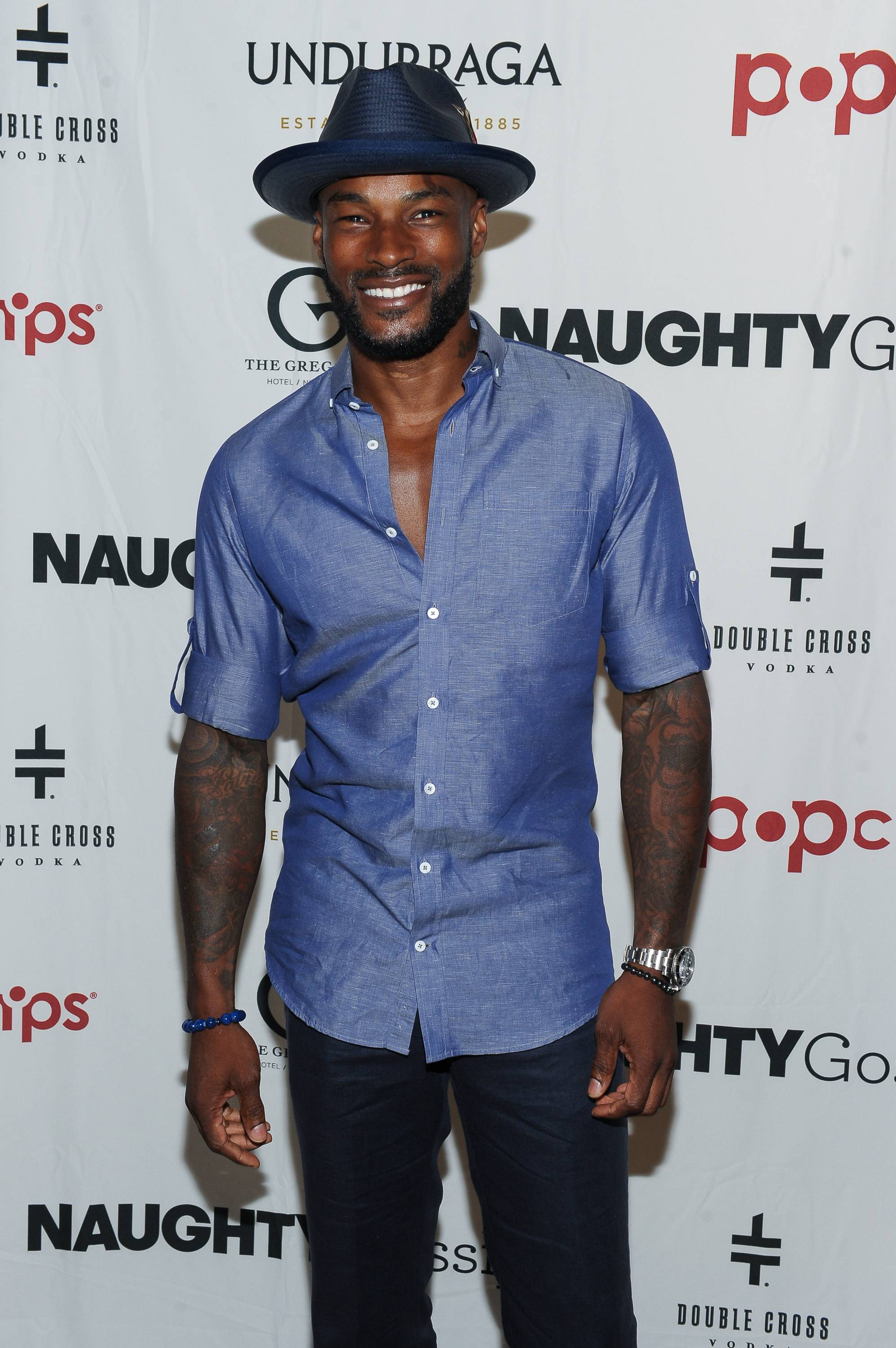Tyson Beckford - Who doesn't want a shot with Tyson? Point. Blank. Period.(Photo: Rommel Demano/Getty Images)