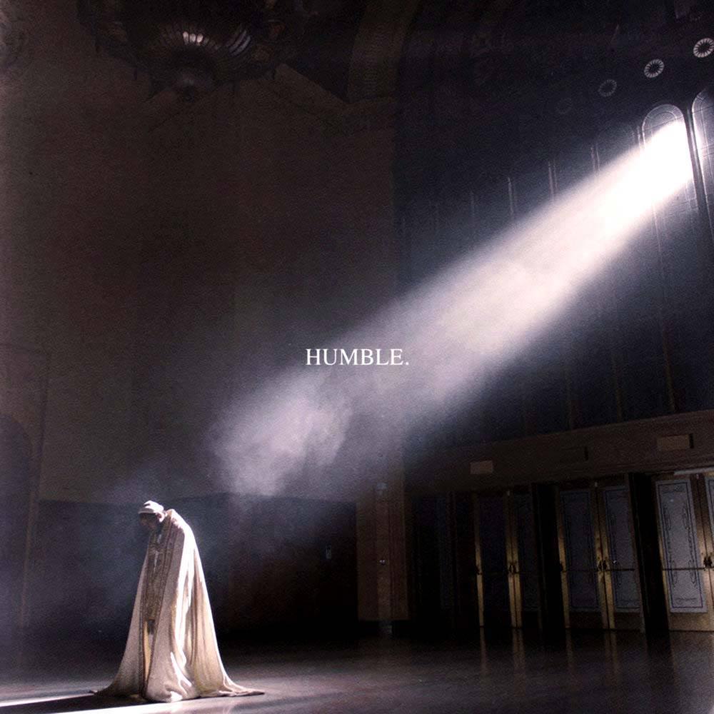 KENDRICK LAMAR ? HUMBLE. - (Photo:Top Dawg Entertainment)