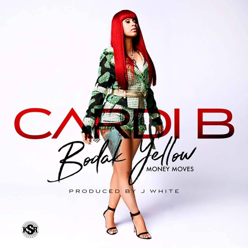 CARDI B ? BODAK YELLOW - (Photo: RCA)