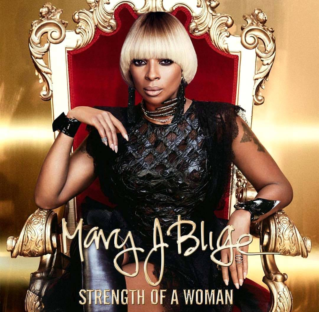 MARY J. BLIGE ? STRENGTH OF A WOMAN - (Photo:Geffen Records)