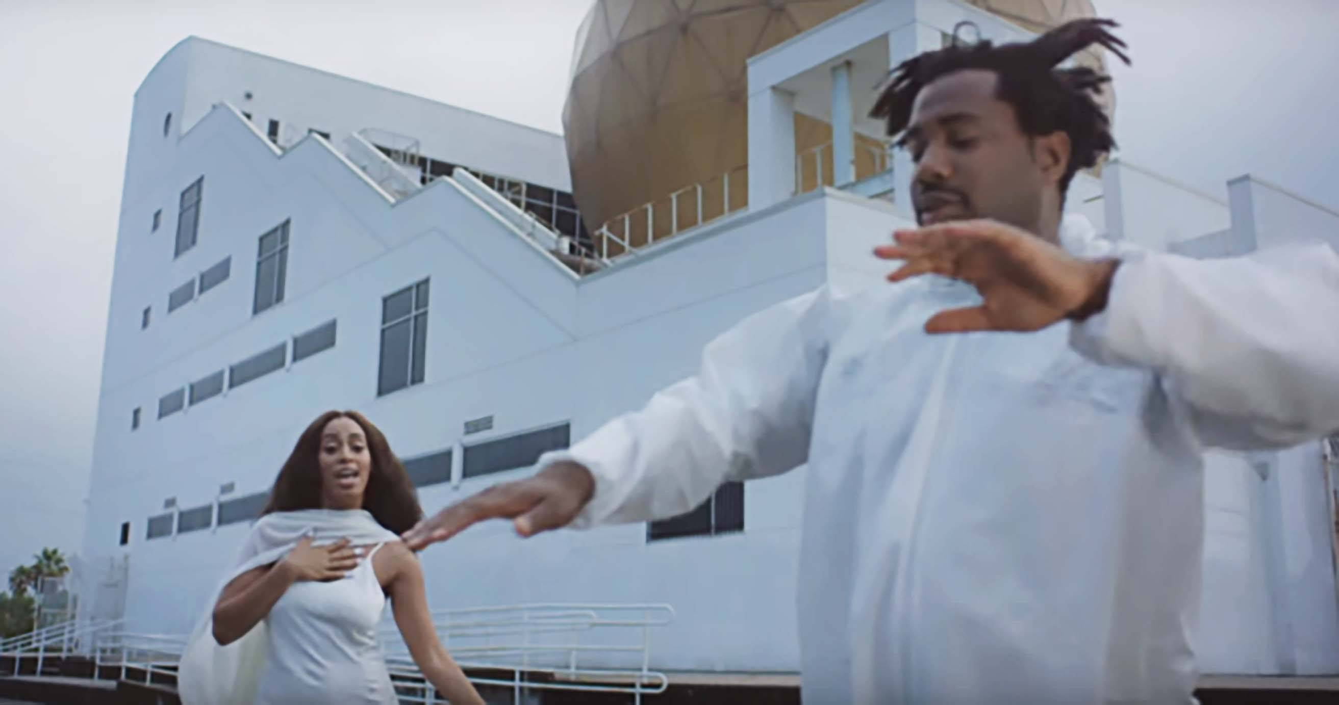 SOLANGE FT. SAMPHA ? DON?T TOUCH MY HAIR - (Photo:Columbia Records via YouTube)