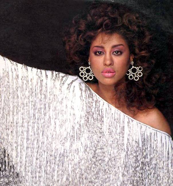 """Phyllis Hyman - Silky-voiced soul diva Phyllis Hymantook her life on June 30, 1995, by overdosing on sleeping pills. Her suicide note read, """"I'm tired. I'm tired. Those of you that I love know who you are. May God bless you.""""  (Photo: Arista Records)"""