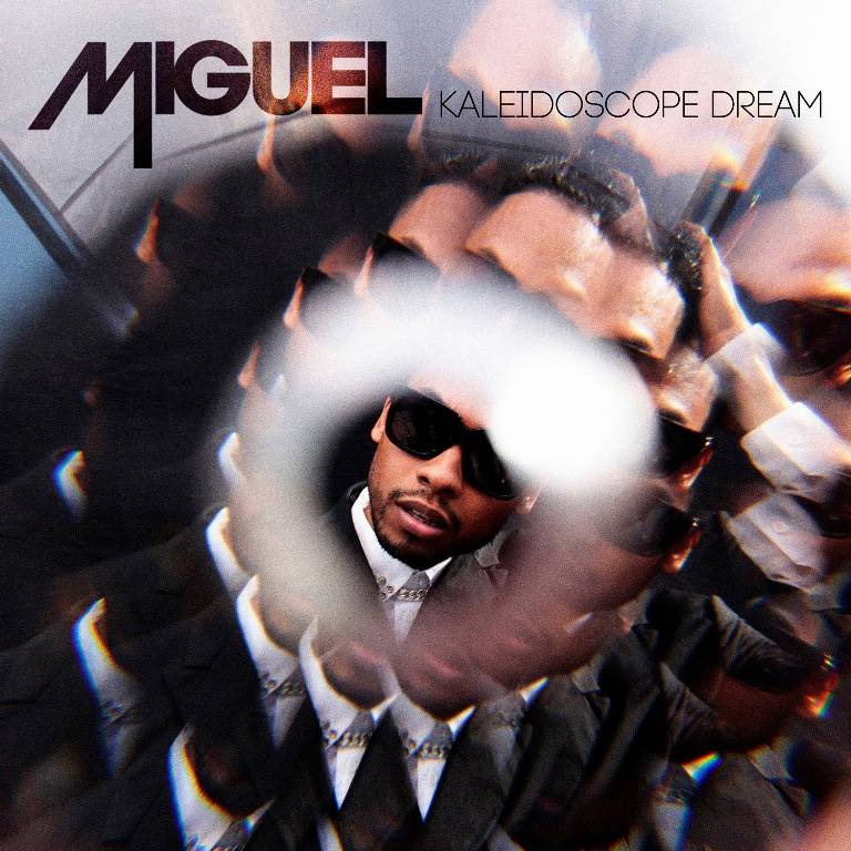 Album Of The Year: Miguel:Kaleidoscope Dream - Miguel's sophomore album had everyone singing his praises---including a clueless Kelly Clarkson at the 2013 Grammy Awards   (Photo: RCA Records)