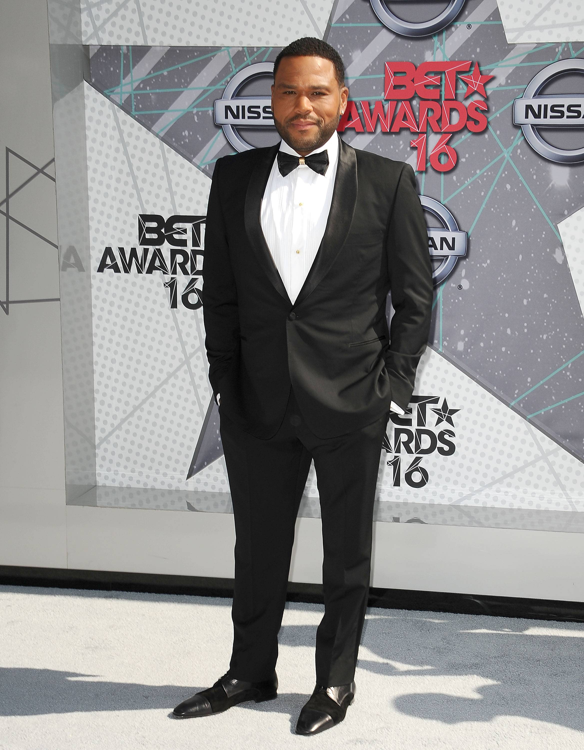 2016: Anthony Anderson