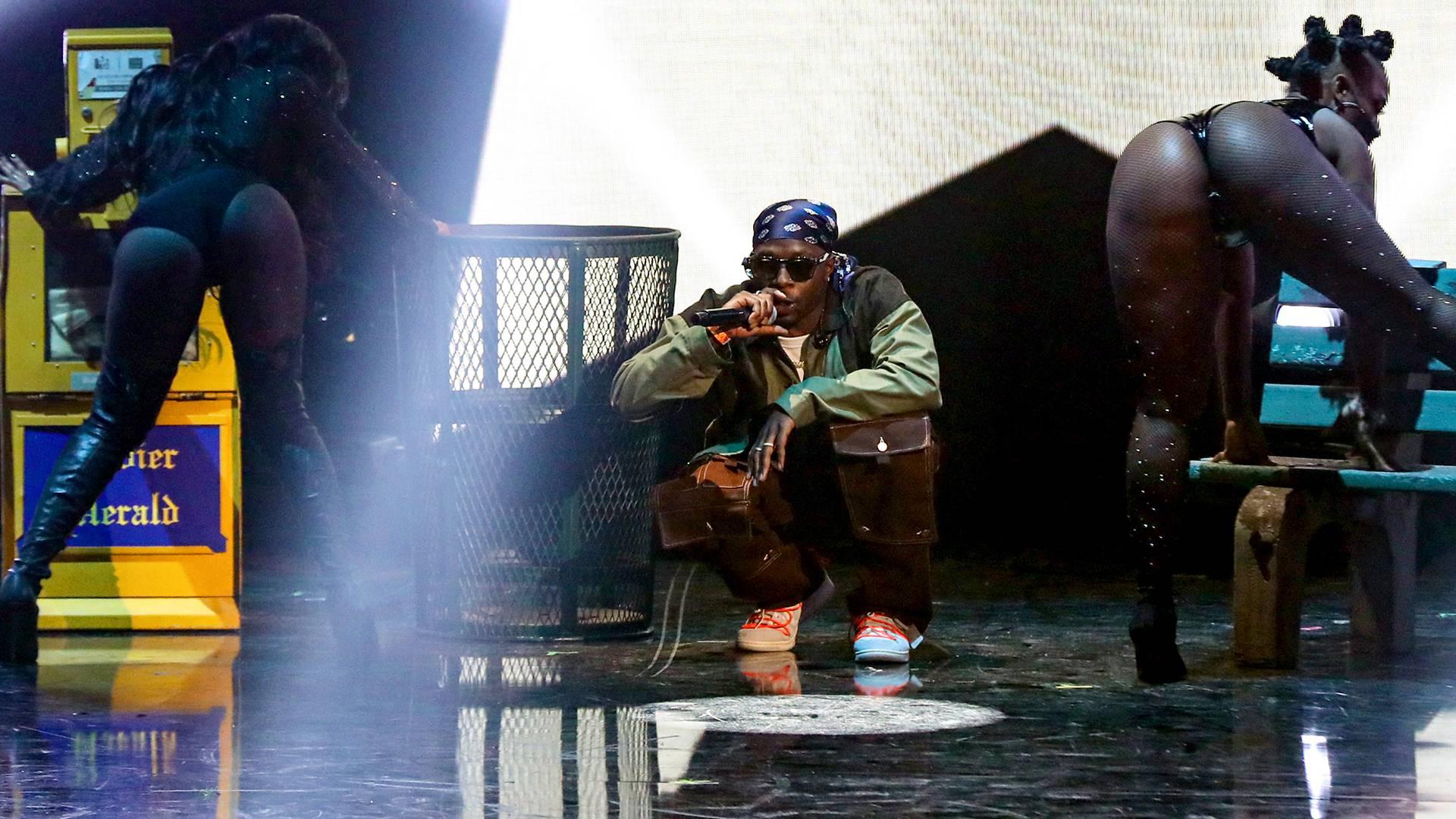 BET Hip Hop Awards 2021   Isaiah Rashad Highlight   1920x1080