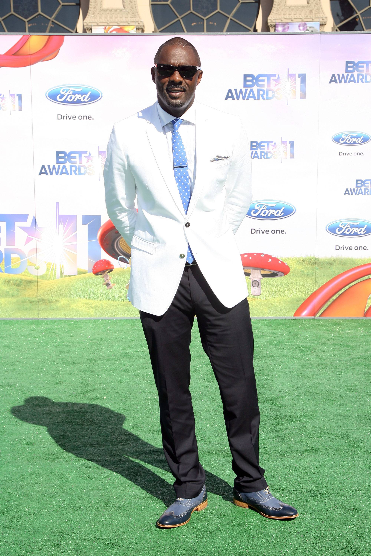 2011: Idris Elba