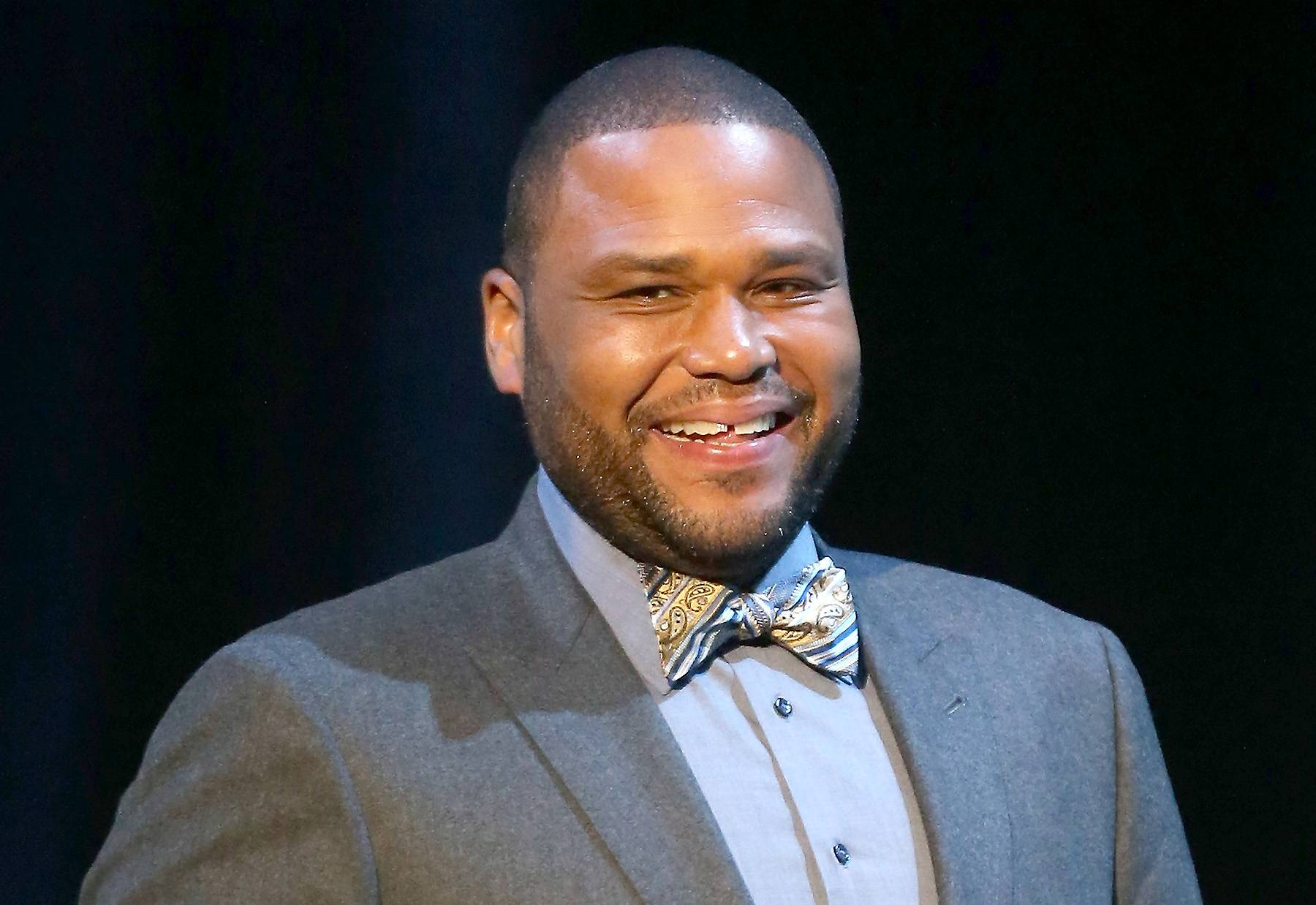 Anthony Anderson, the Host - Comedian and actor Anthony Anderson joins forces with BET and Centric to spearhead hosting duties for the 2013 Soul Train Awards. It all goes down Sunday, December 1 at 8P/7C.(Photo: Frederick M. Brown/Getty Images)