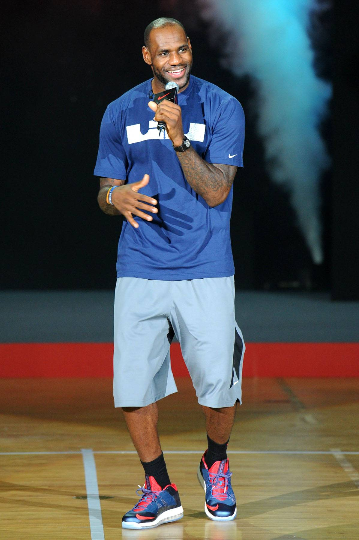 Taking On TV - It looks like LeBron James is taking his talents off of the courts and to the TV as an executive producer for an upcoming sitcom on Starz. Congrats to LeBron on making this move and setting the standards high for other stars in the league. (Photo: ChinaFotoPress/ChinaFotoPress via Getty Images)