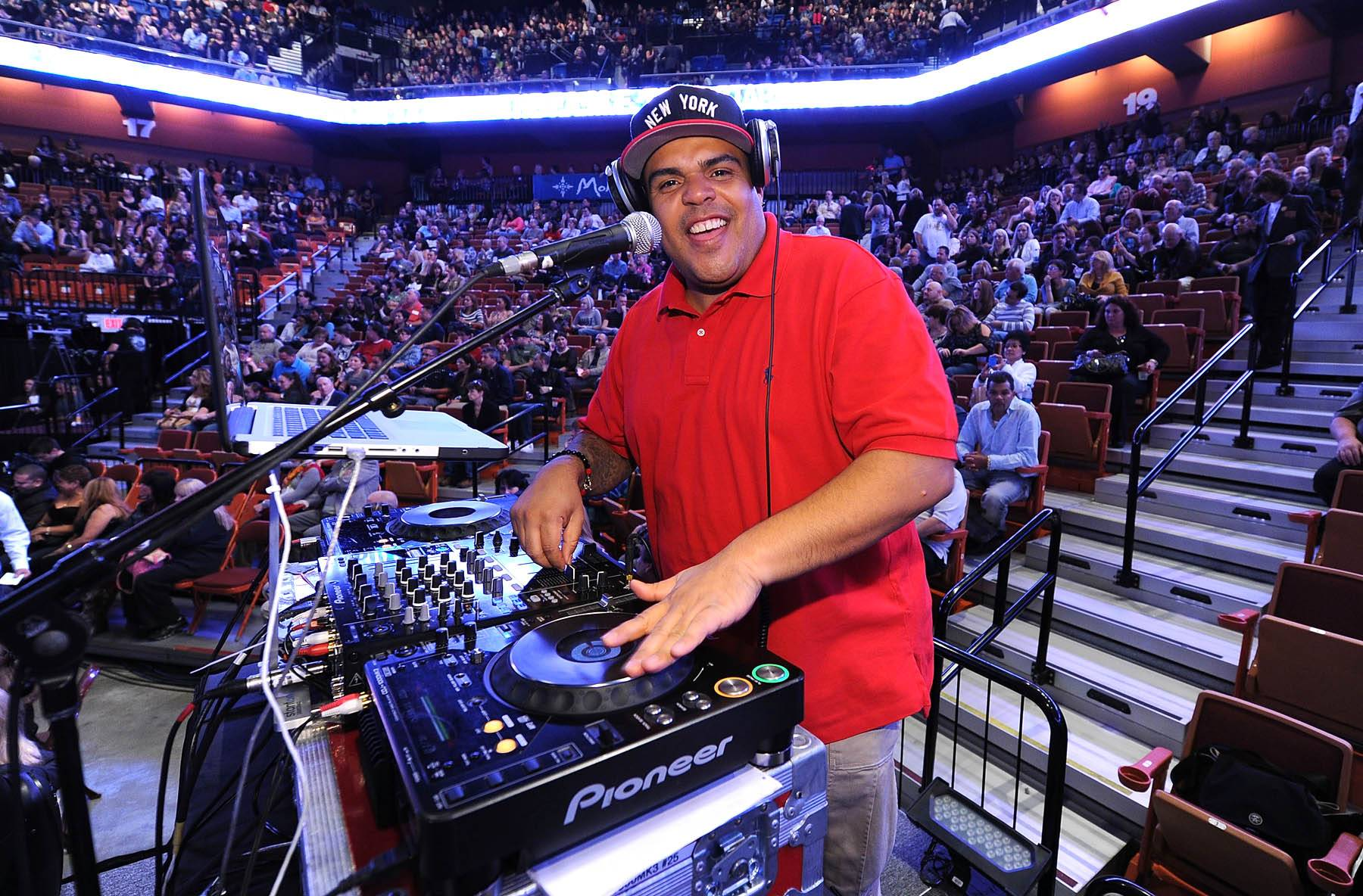37. DJ Enuff - Brooklyn's DJ Enuff first made his name as the Notorious B.I.G.'s tour DJ, but in the years since, he's become one of the most powerful DJs at hip hop's most powerful station, Hot 97.  (Photo: Dimitrios Kambouris/WireImage for Mohegan Sun)