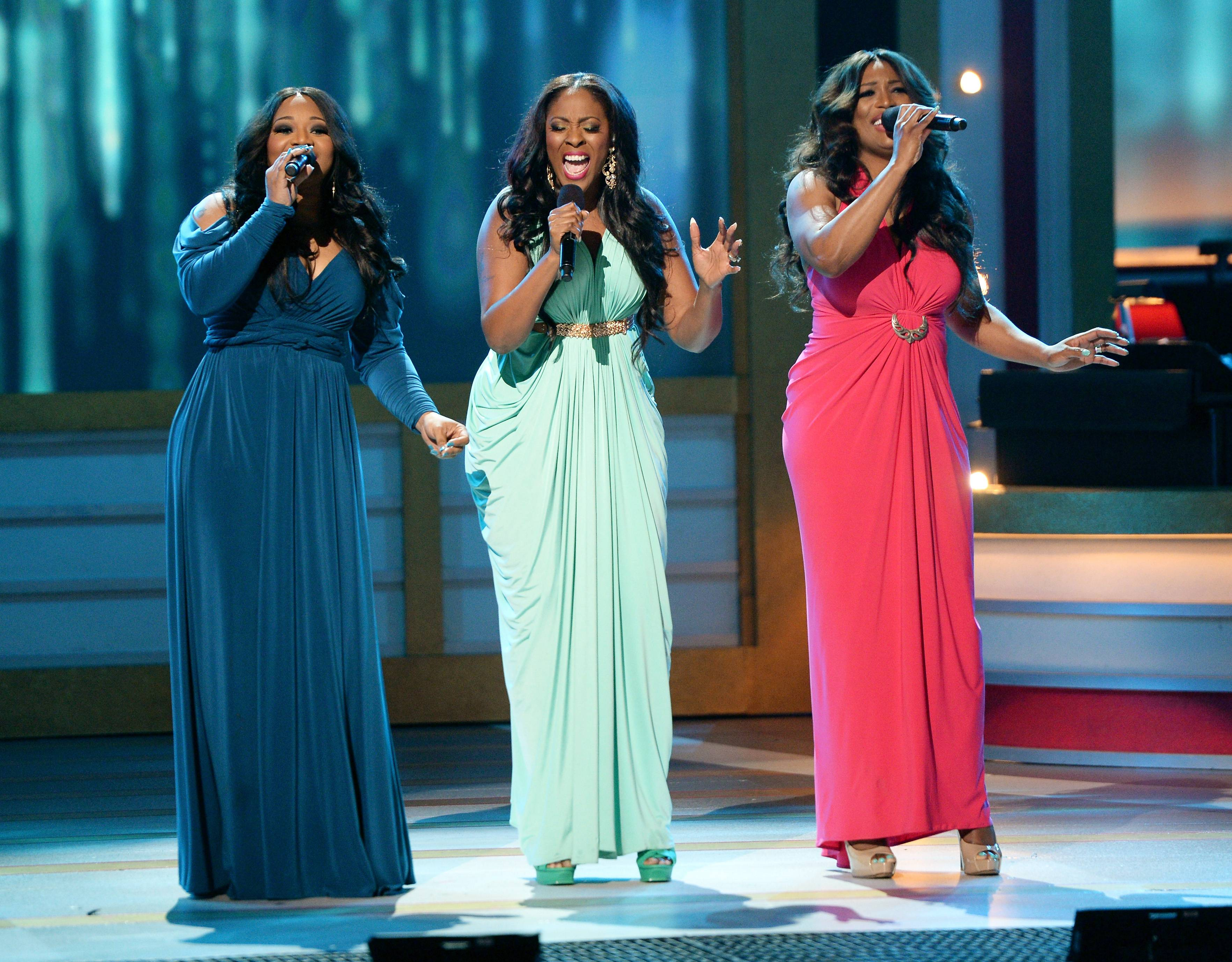 Church Trained Trio - SWV dominated the charts in the '90s and their performance at Celebration of Gospel served as a reminder as to why the church trained vocalists made a major mark in music.(Photo: Jason Kempin/Getty Images for BET)