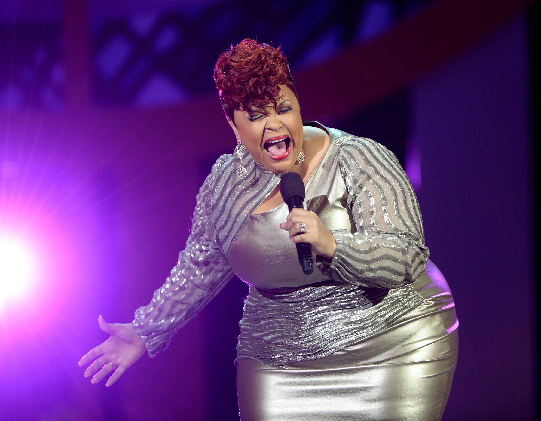 """Vocal Slayage - There are two words that encapsulate Tamela Mann's performance of """"I Can Only Imagine"""": vocal slayage. As if there aren't enough reasons to watch, Mann's soul-stirring performance is a must-see moment. Watchon Sunday, April 6 at 8P/7C.(Photo: Jason Kempin/Getty Images for BET)"""