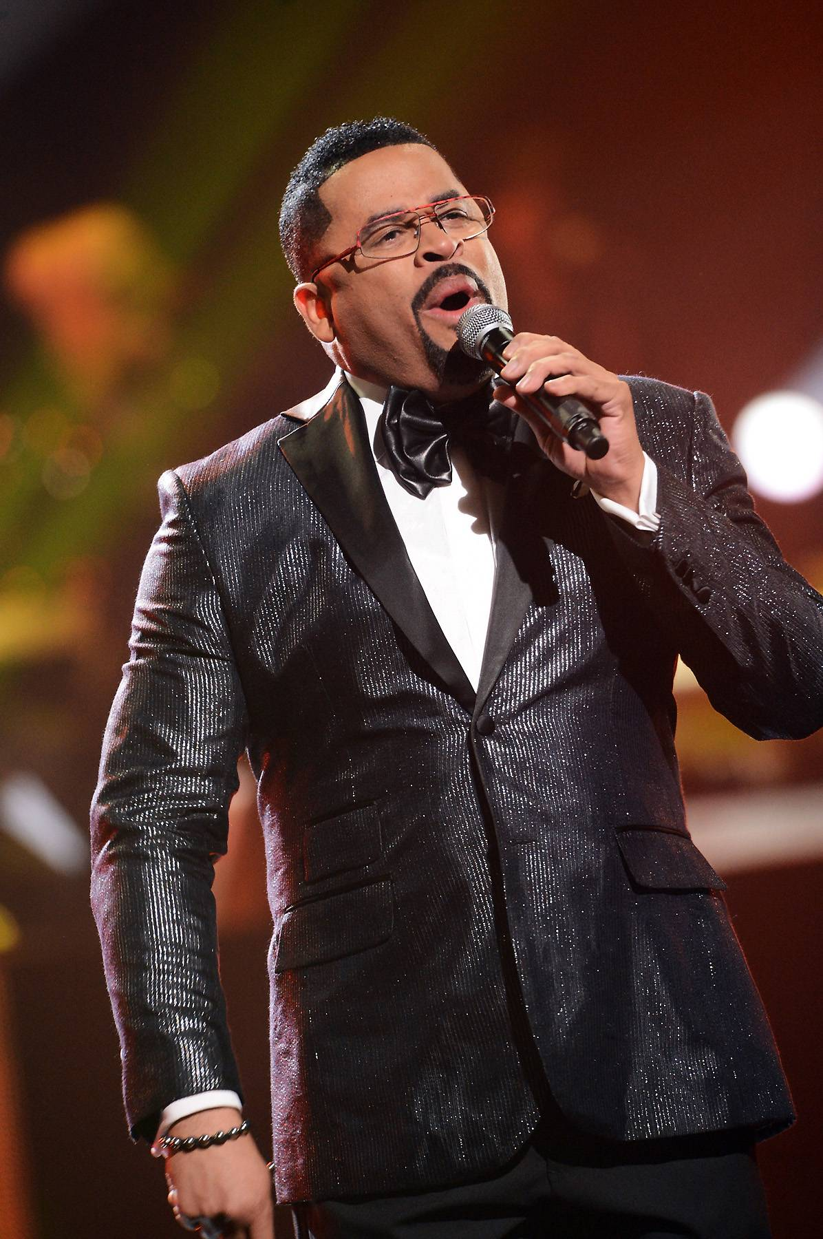 Byron Cage - From the group Purpose to his superstar status, Byron Cage's influence has rocked the gospel space and solidified his position now and forever as a star.    (Photo: Rick Diamond/Getty Images for The Stellar Awards)