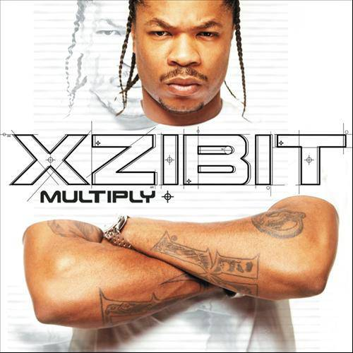 """Xzibit featuring Nate Dogg, """"Multiply"""" - X to the Z and Nate joined forces once again on this 2002 single from Man vs. Machine, which was later remixed to include Busta Rhymes. (Photo: Loud)"""