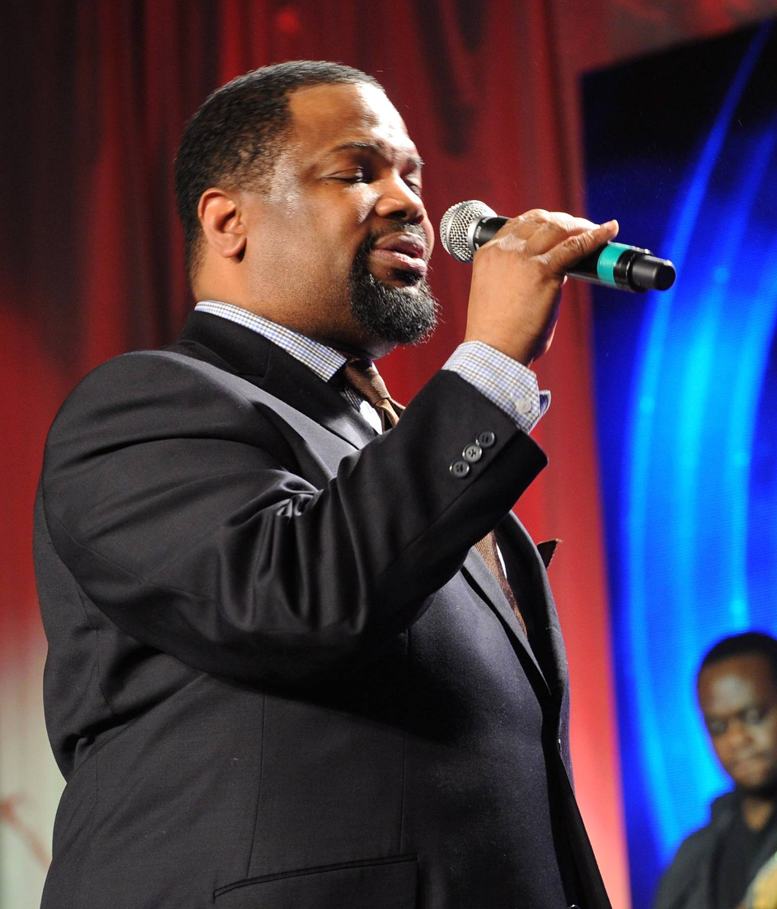 Hezekiah Walker's R&B Contemporaries - Hezekiah Walker is no stranger to the R&B world and has worked with quite a few notable R&B vocalists in his day, even though his love, passion and career is rooted in gospel. Click on to see Hezekiah's R&B contemporaries and catch him on this year's Celebration of Gospel.  (Photo: Rick Diamond/Getty Images for BMI)