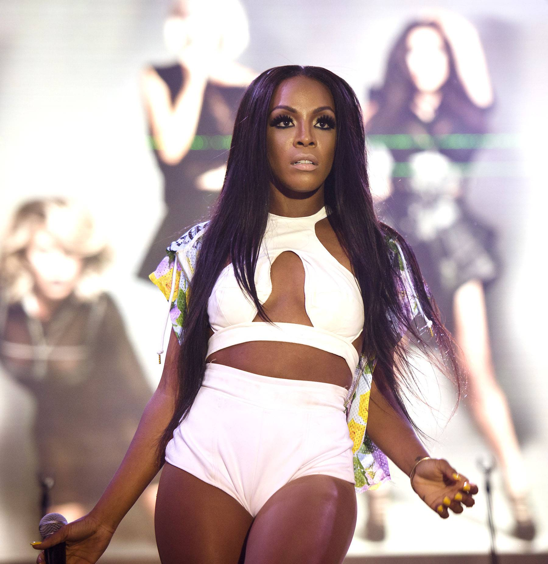 Dawn Richard Denies Plastic Surgery - Dawn Richard stopped by The Breakfast Club to chat about what she has and hasn't been up to lately. One of the things she claims she hasn't been doing is getting plastic surgery despite the rumors. Either way, she's looking good!   (Photo: Chelsea Guglielmino/Getty Images)